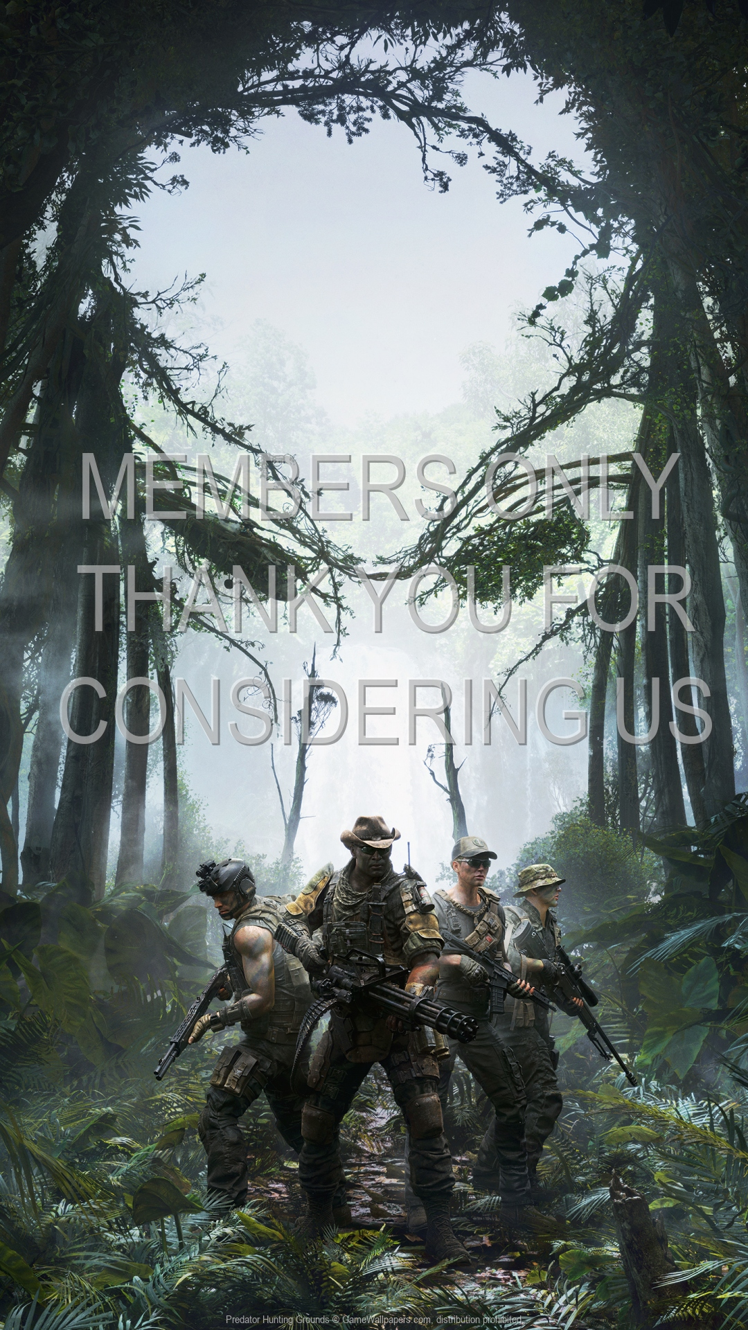 Predator: Hunting Grounds 1920x1080 Mobile wallpaper or background 01