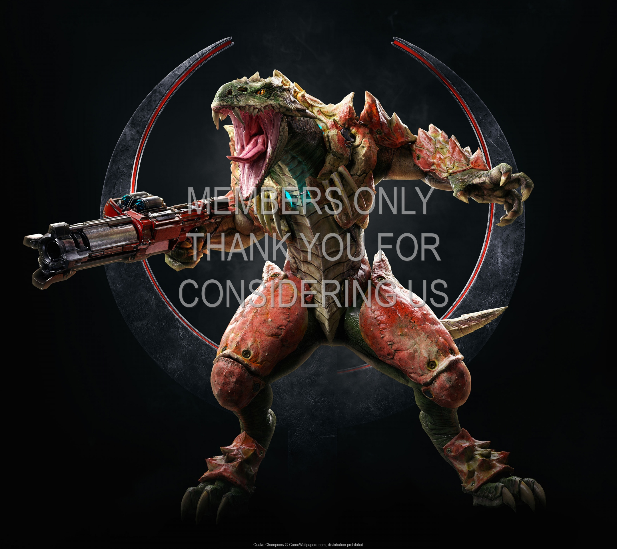 Quake Champions 1920x1080 Mobile wallpaper or background 05