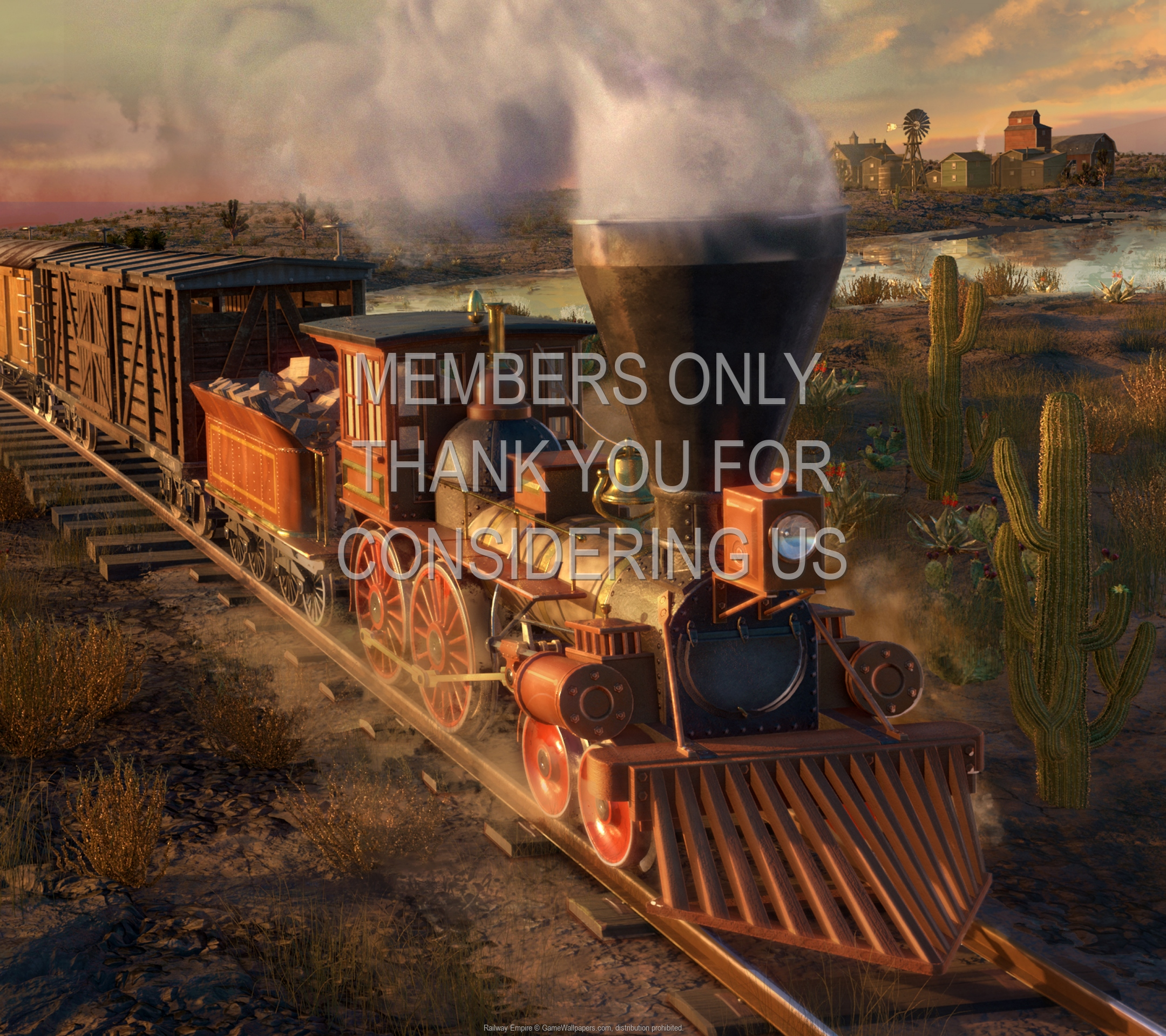 Railway Empire 1920x1080 Mobile wallpaper or background 01