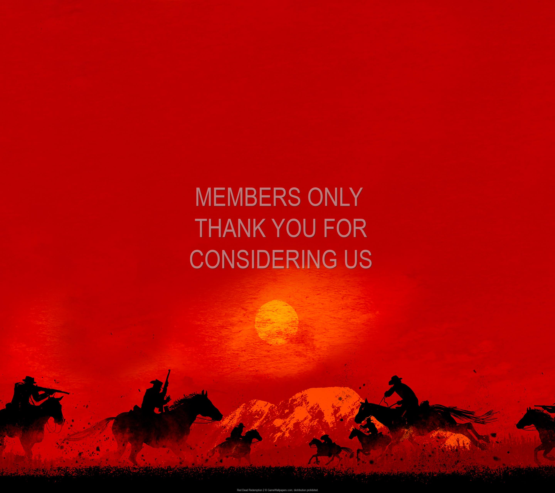 Red Dead Redemption 2 1920x1080 Handy Hintergrundbild 05