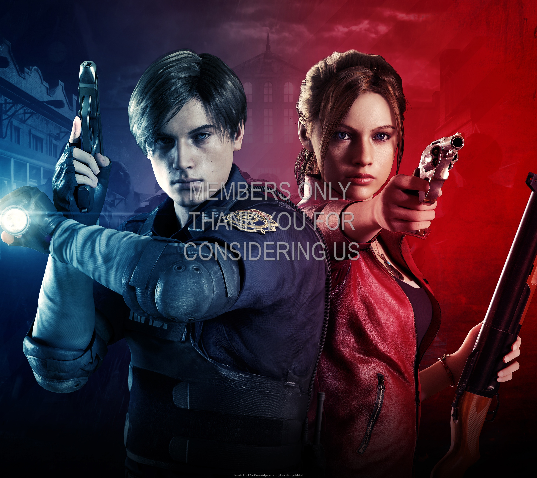 Resident Evil 2 1920x1080 Mobile wallpaper or background 05