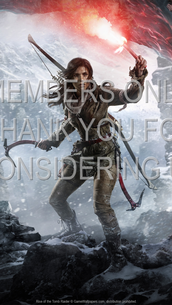 Rise of the Tomb Raider 1920x1080 Mobile wallpaper or background 05