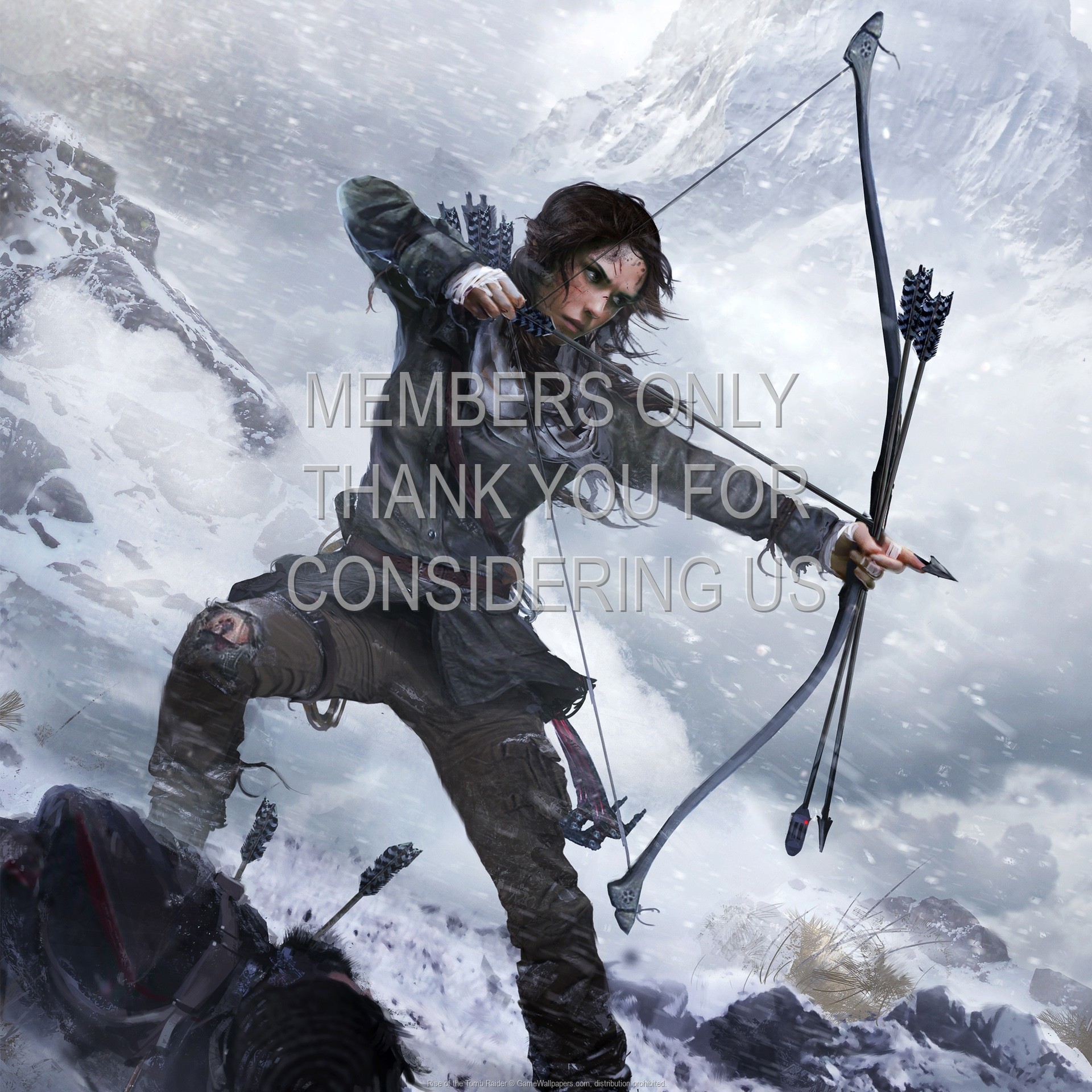 Rise Of The Tomb Raider Wallpaper 21 1920x1080