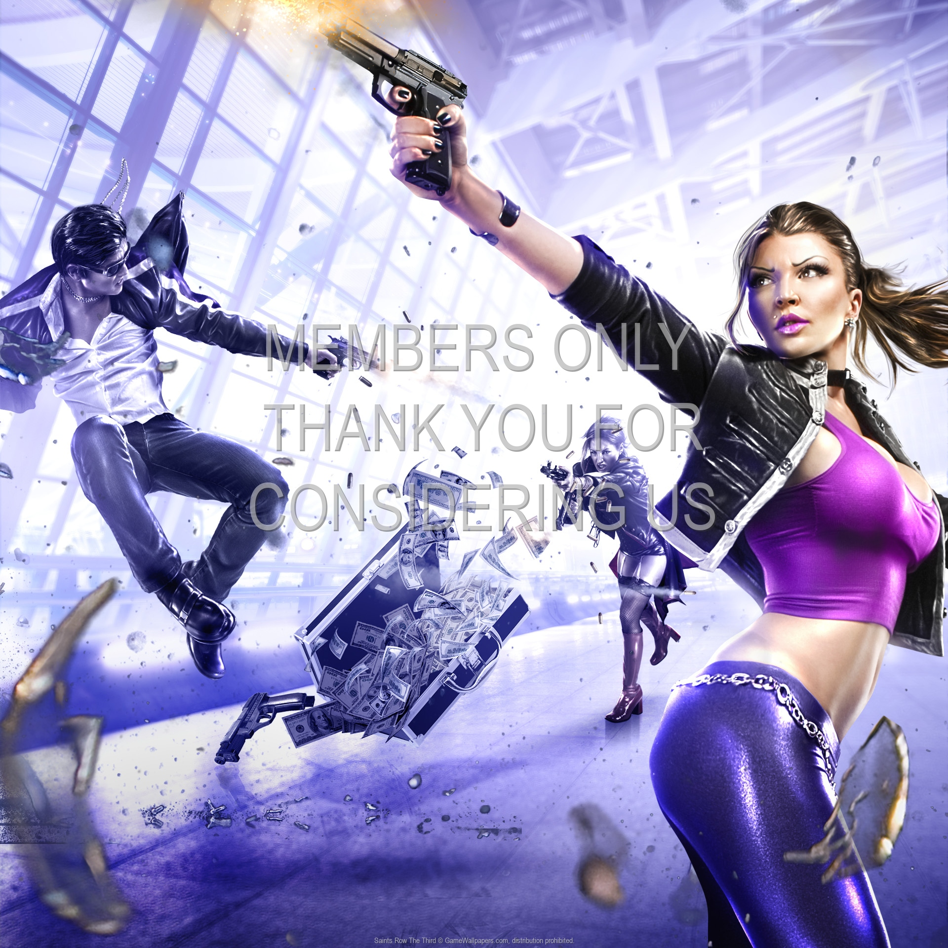 Saints Row: The Third 1920x1080 Mobile wallpaper or background 05
