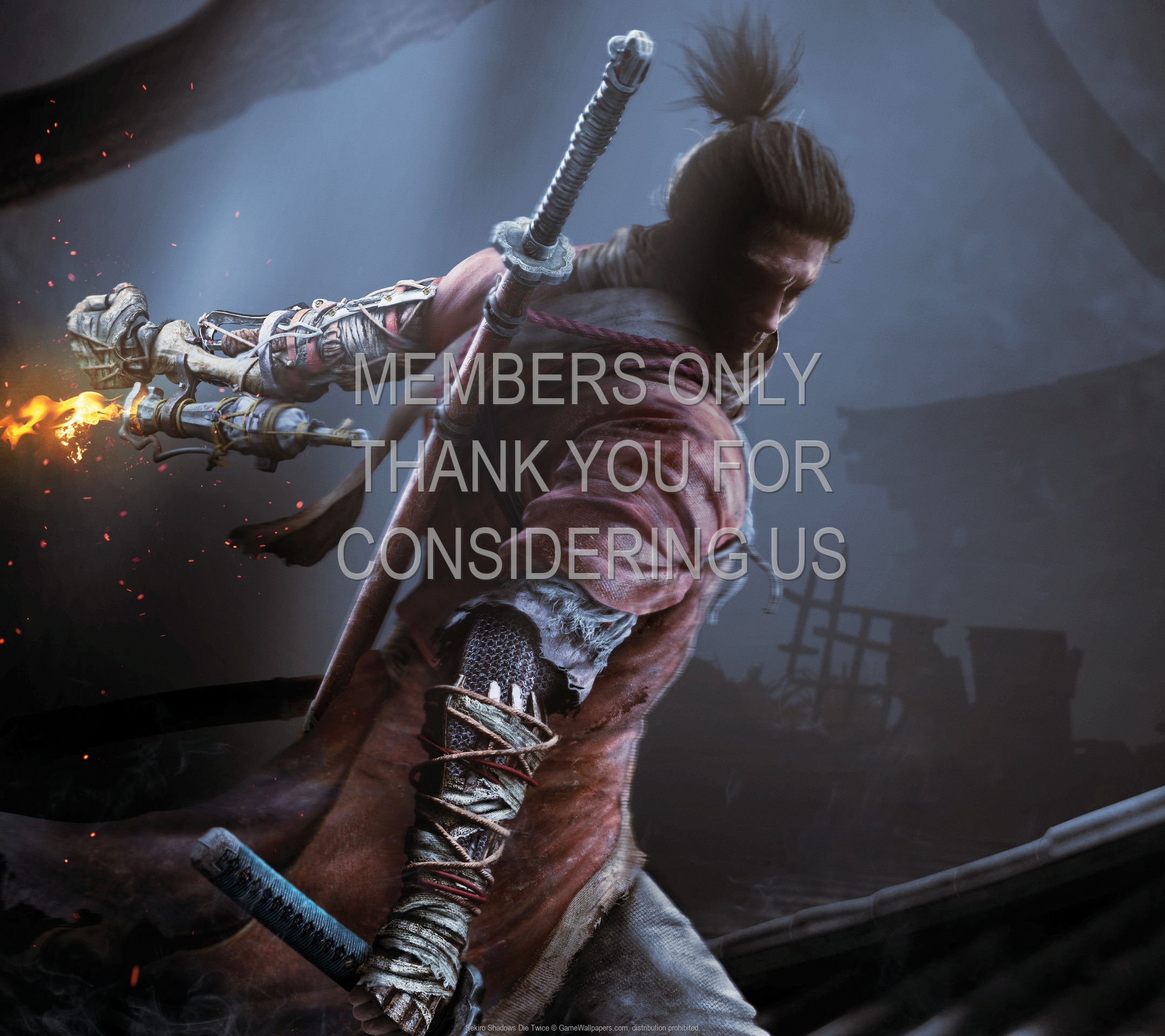 Sekiro: Shadows Die Twice 1920x1080 Móvil fondo de escritorio 04