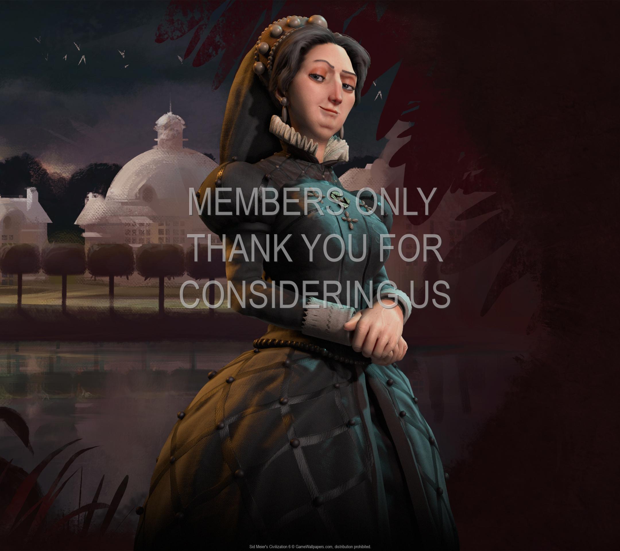 Sid Meier's Civilization 6 1920x1080 Mobile wallpaper or background 03