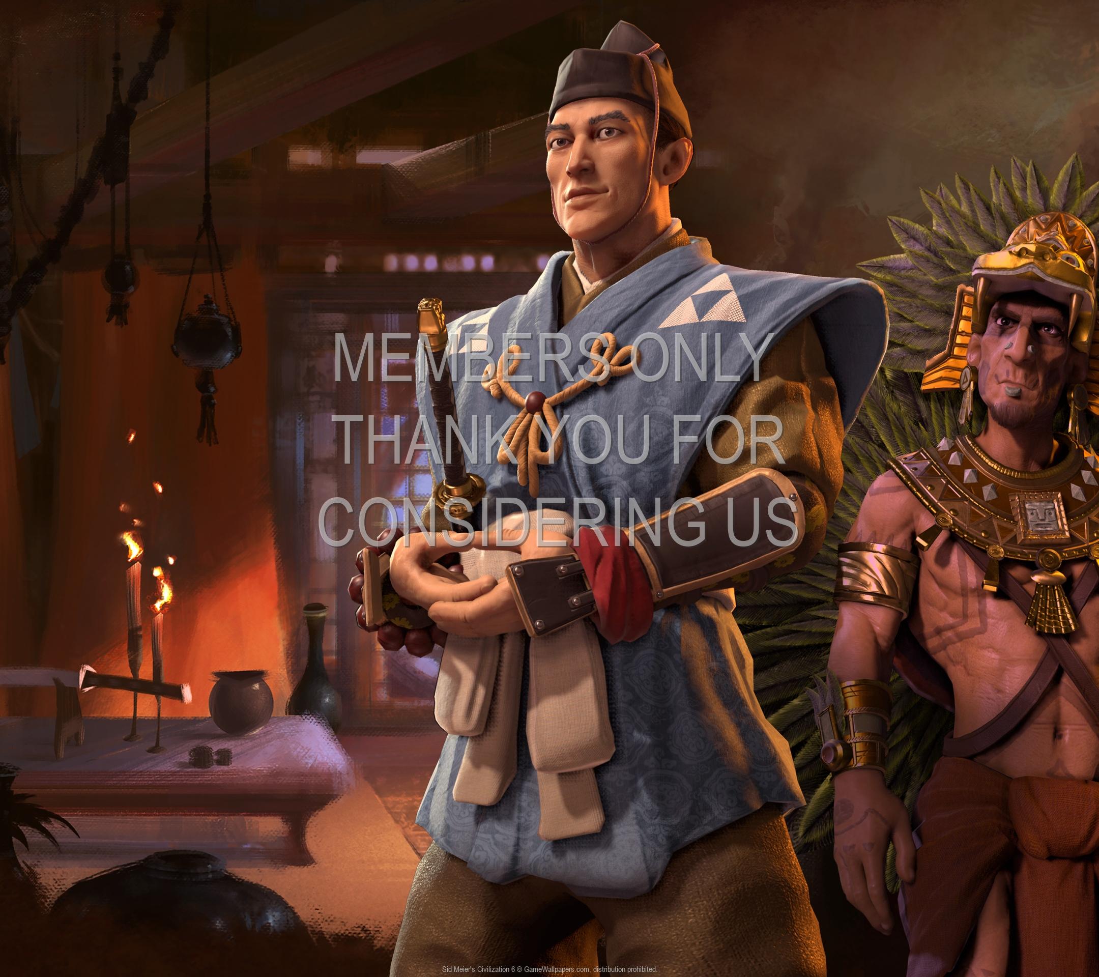 Sid Meier's Civilization 6 1920x1080 Mobile wallpaper or background 04