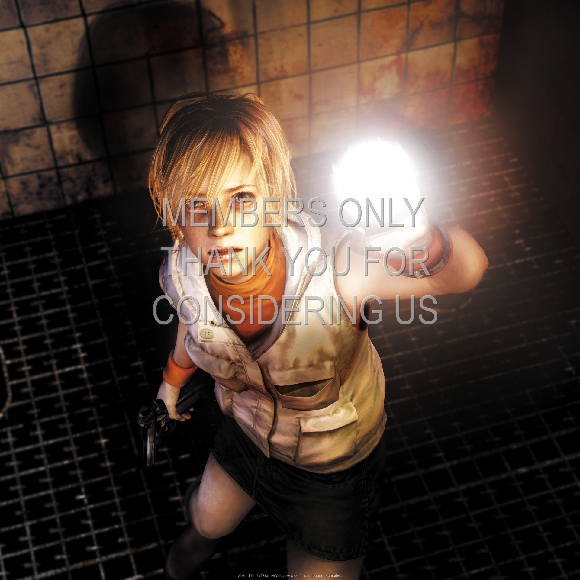 silent hill 3 wallpaper 1920x1080