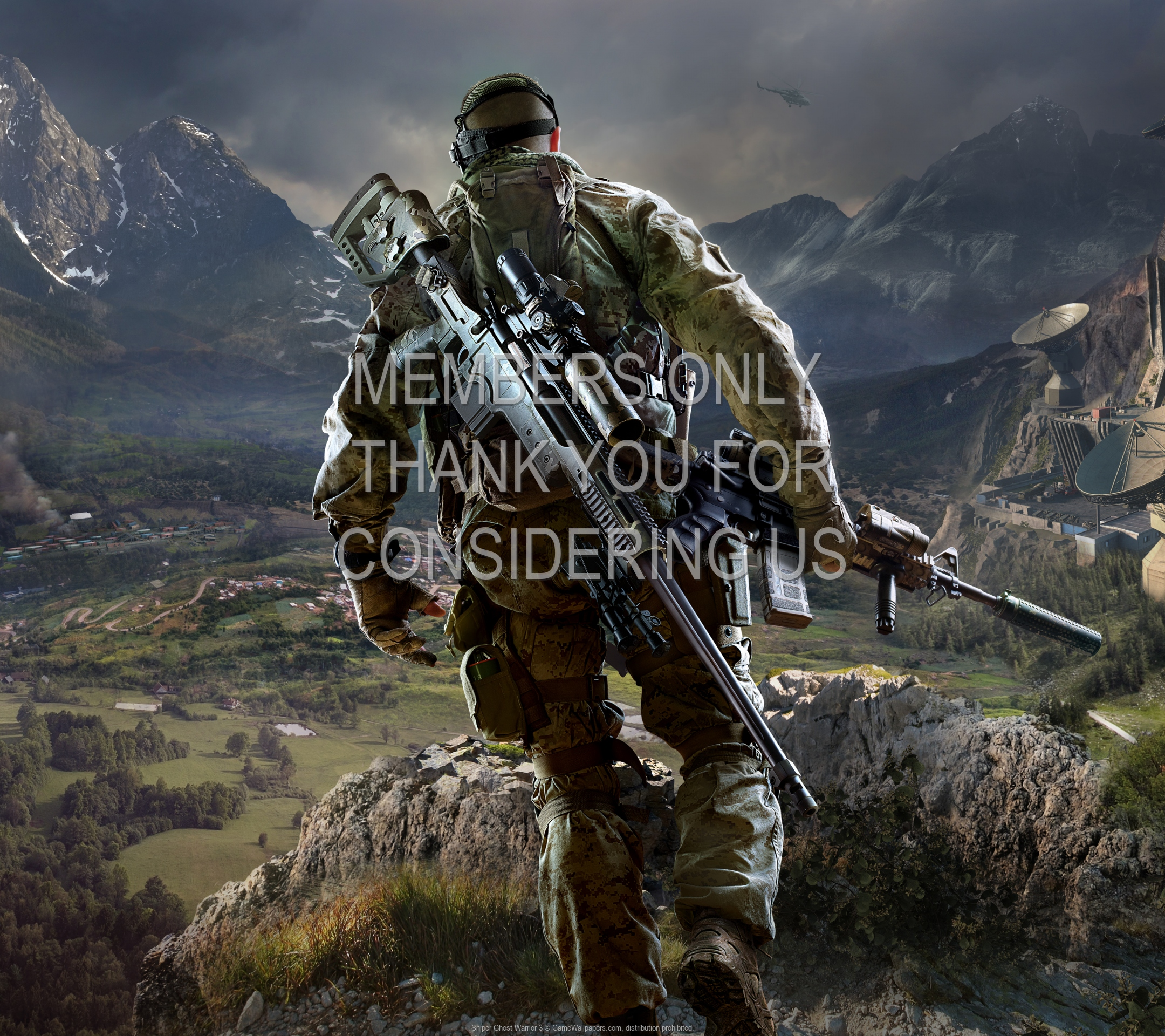 Sniper: Ghost Warrior 3 1920x1080 Mobile wallpaper or background 01