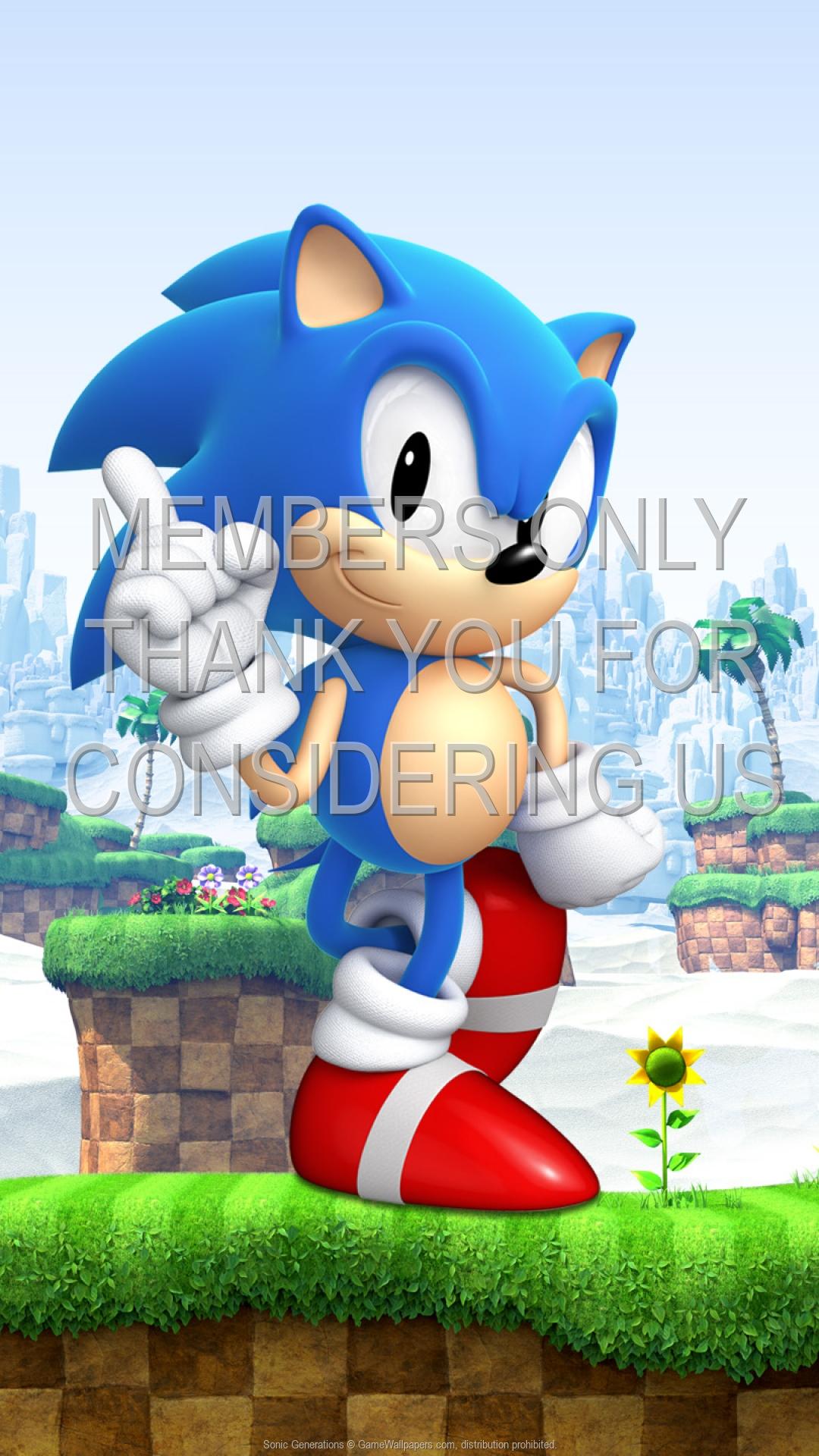 Sonic Generations Wallpaper 01 1920x1080