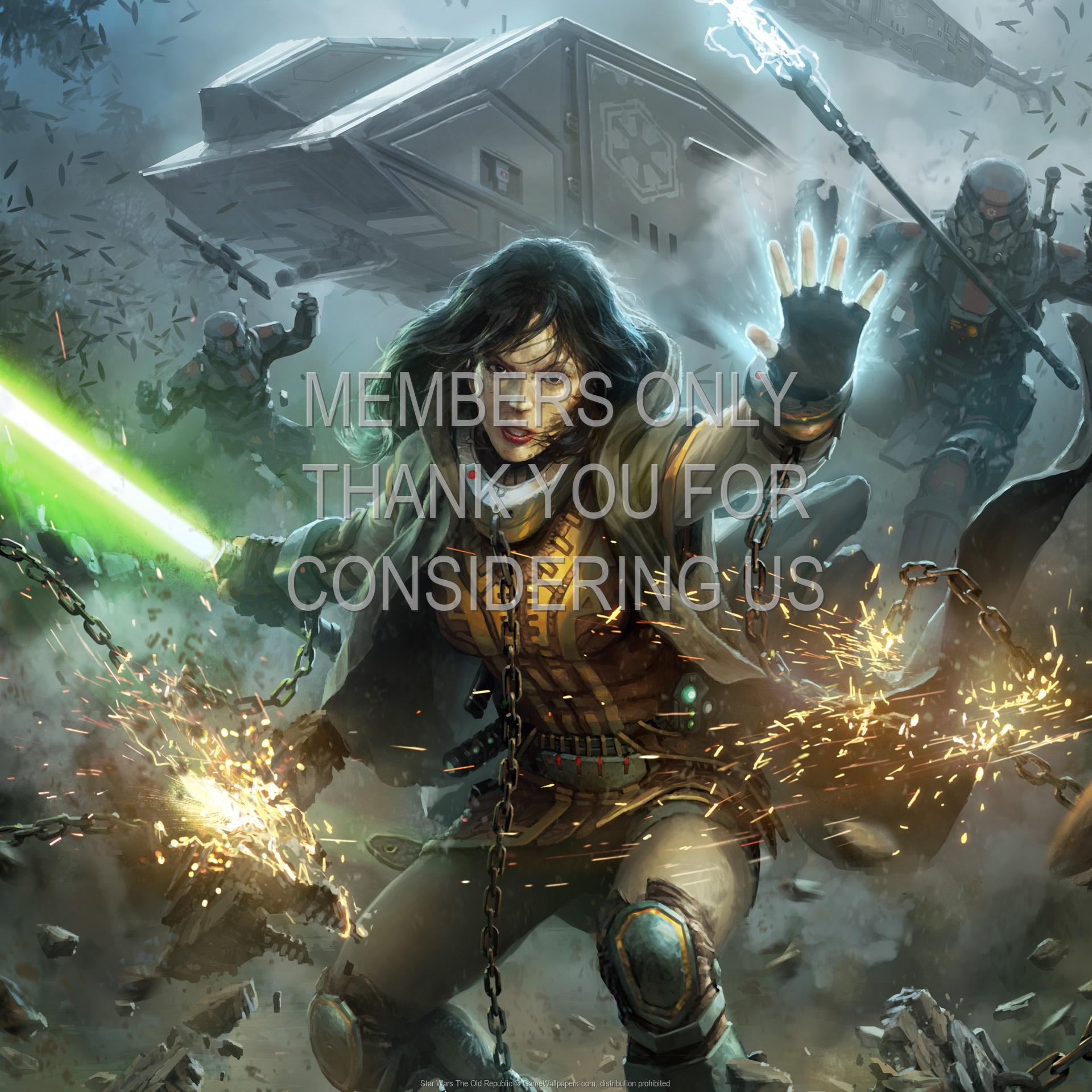 Star Wars The Old Republic Fondo De Escritorio 09 1920x1080