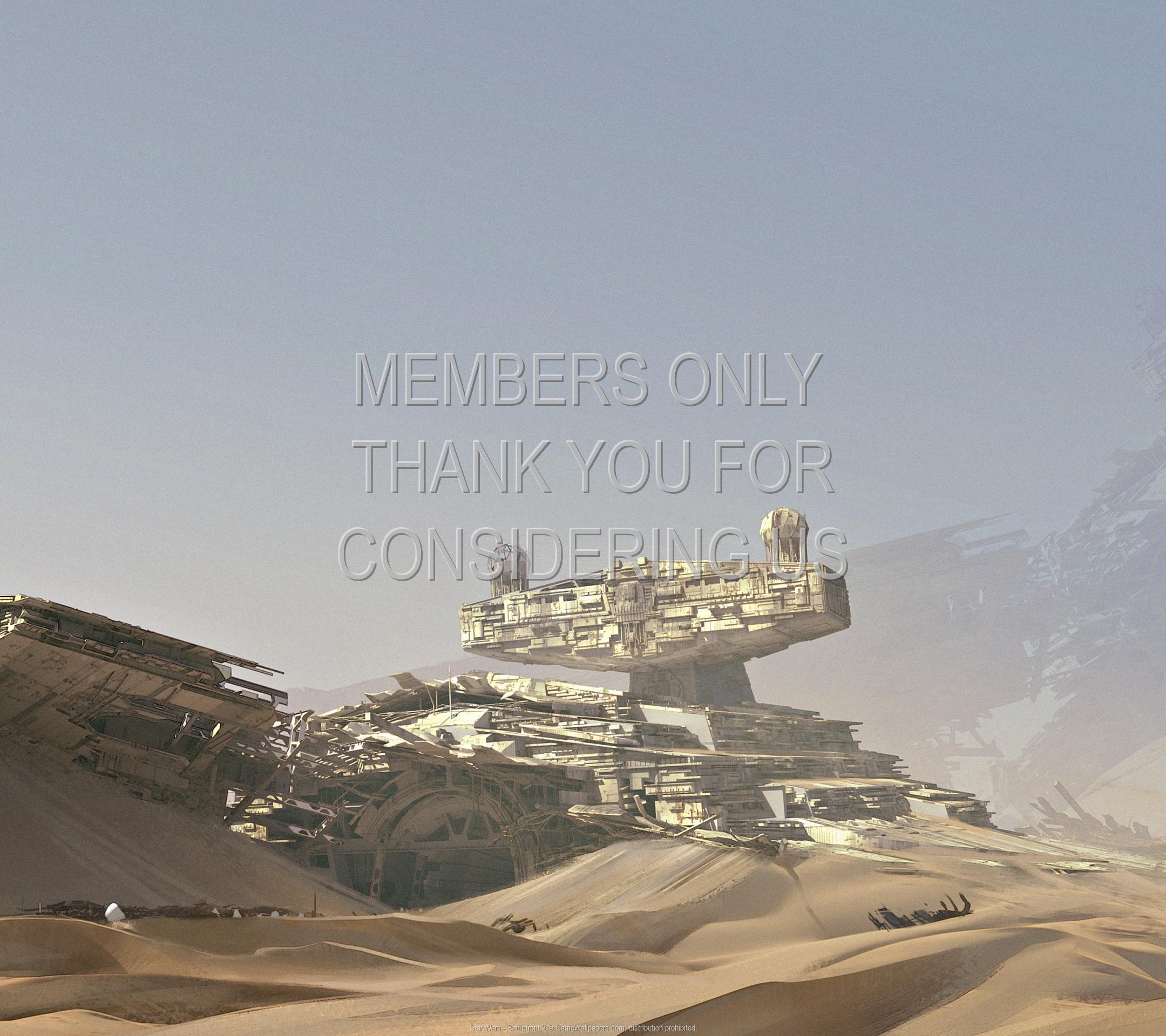 Star Wars - Battlefront 2 1920x1080 Mobile wallpaper or background 04