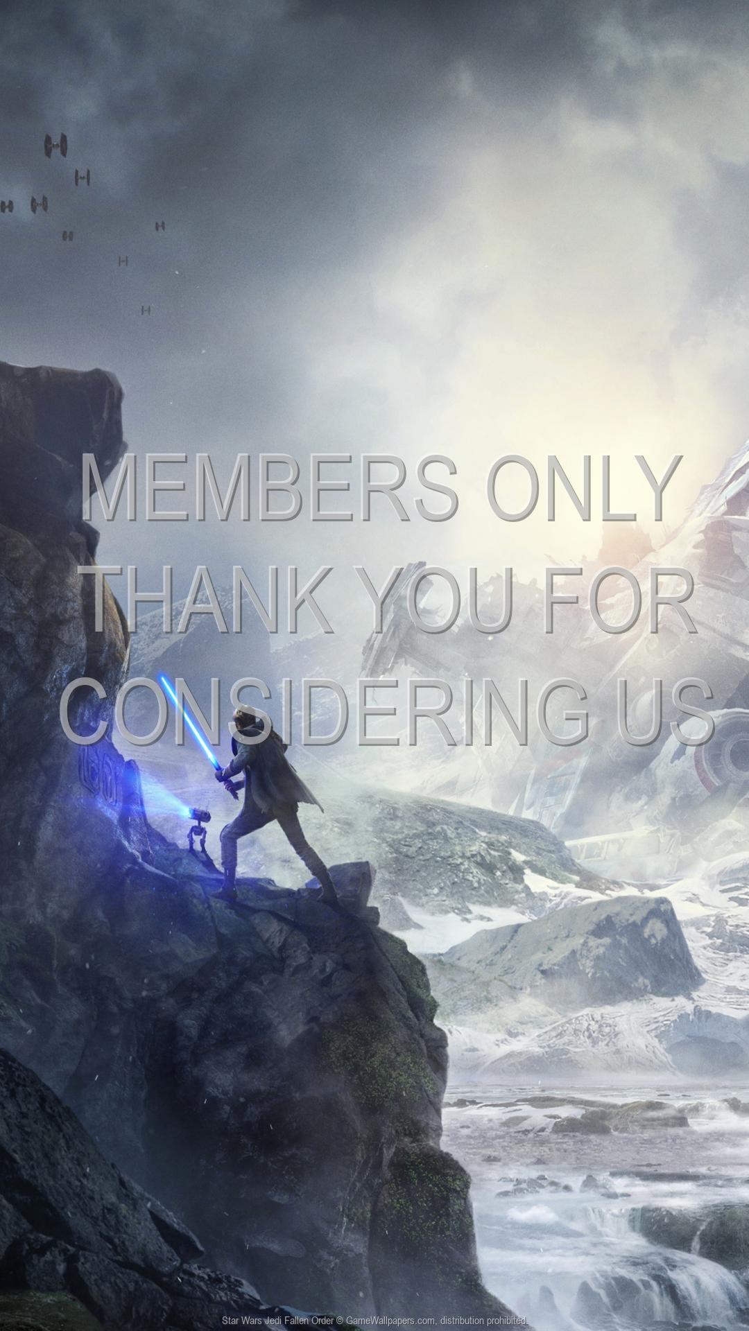 Star Wars Jedi: Fallen Order 1920x1080 Mobile wallpaper or background 02