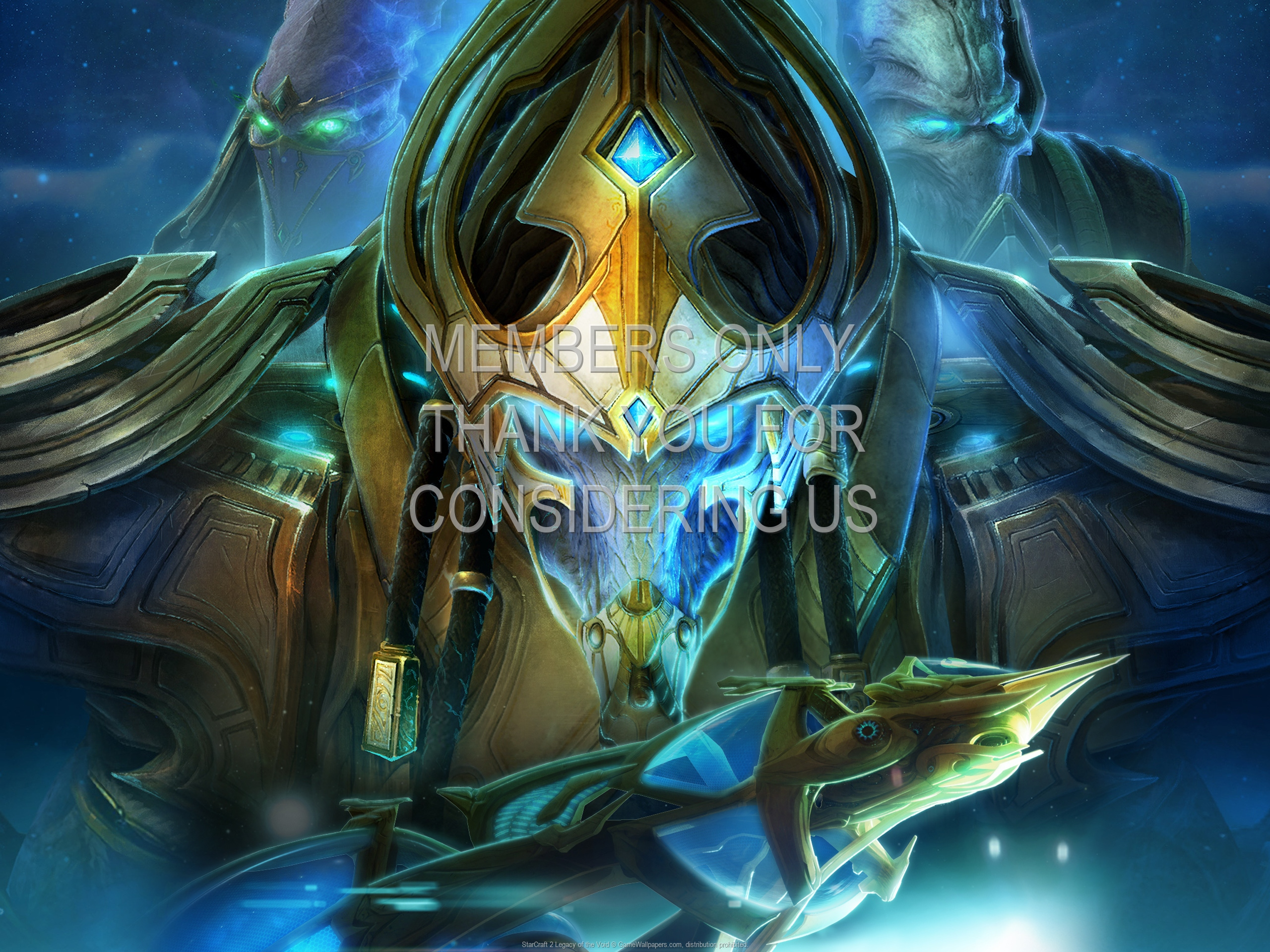Legacy Of The Void Wallpapers: StarCraft 2: Legacy Of The Void Wallpaper 01 1920x1080
