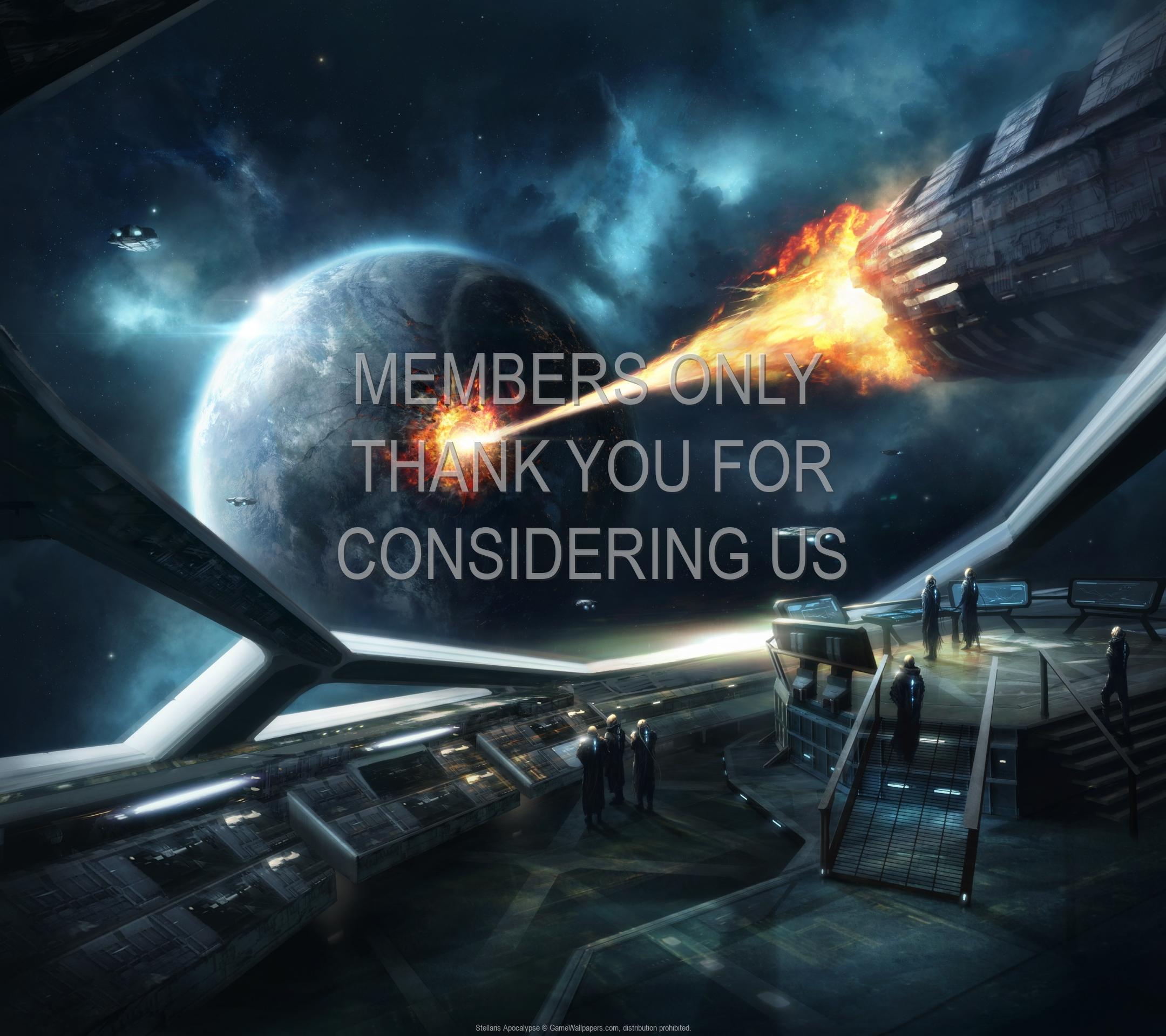 Stellaris: Apocalypse 1920x1080 Mobile wallpaper or background 01