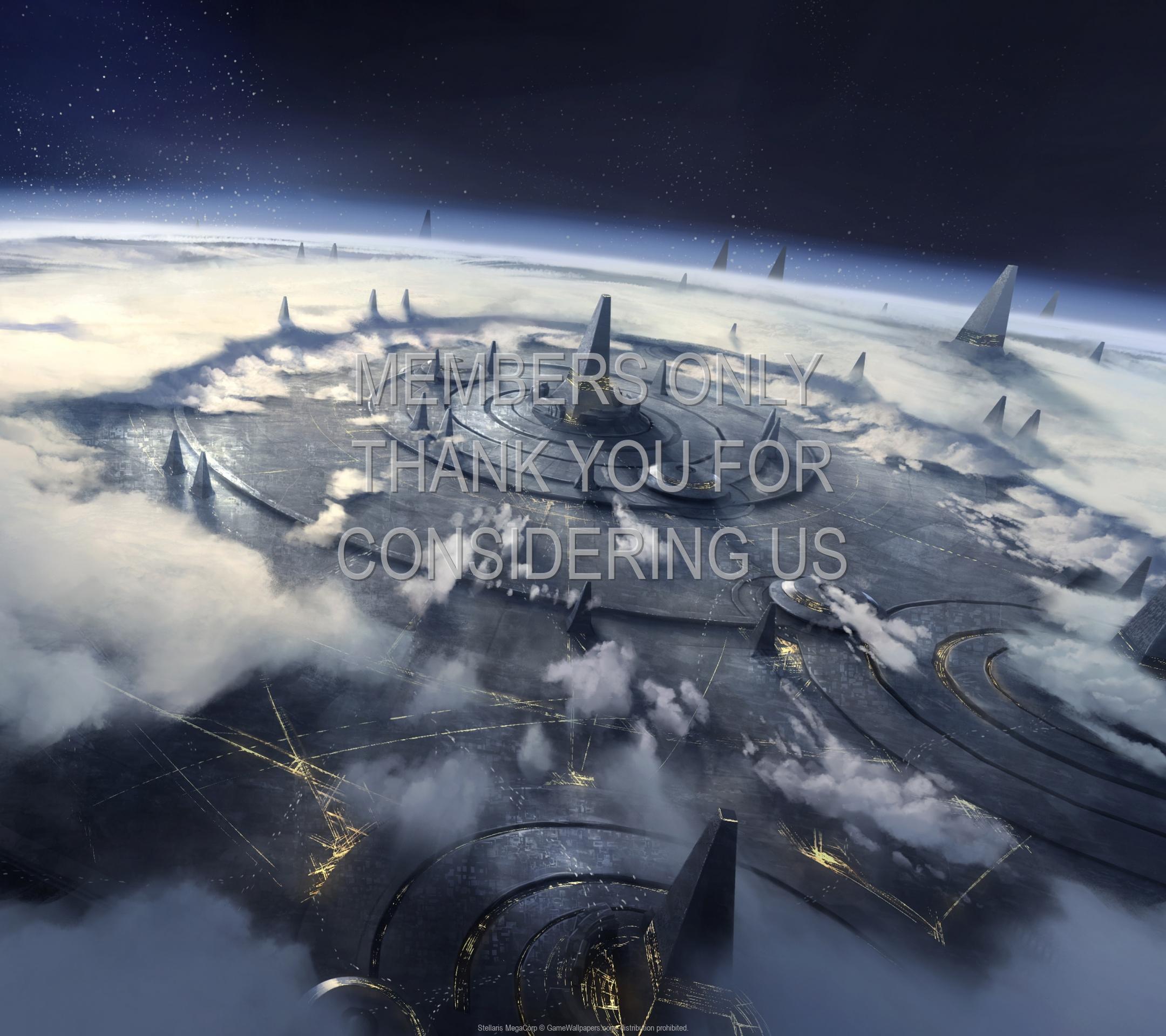 Stellaris: MegaCorp 1920x1080 Handy Hintergrundbild 01