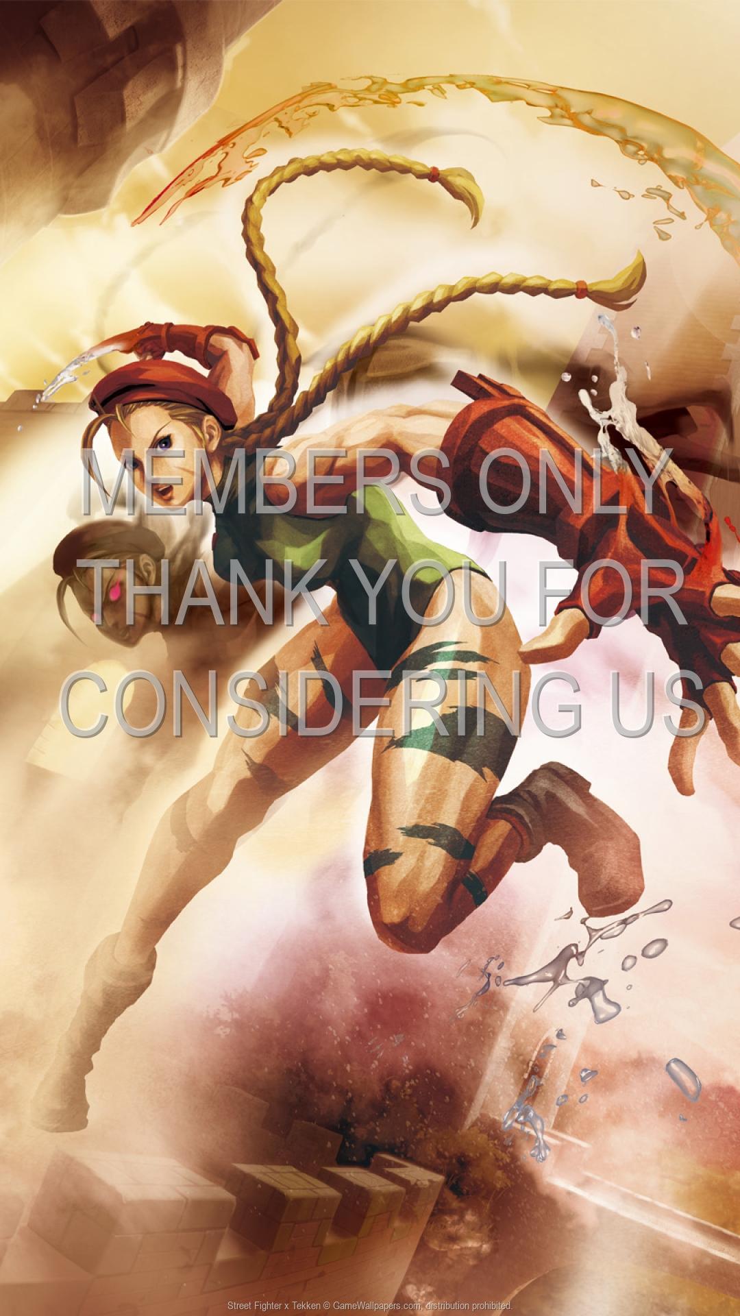 Street Fighter x Tekken 1920x1080 Handy Hintergrundbild 01