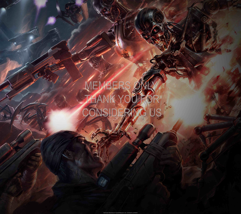 Terminator: Resistance 1920x1080 Mobiele achtergrond 02