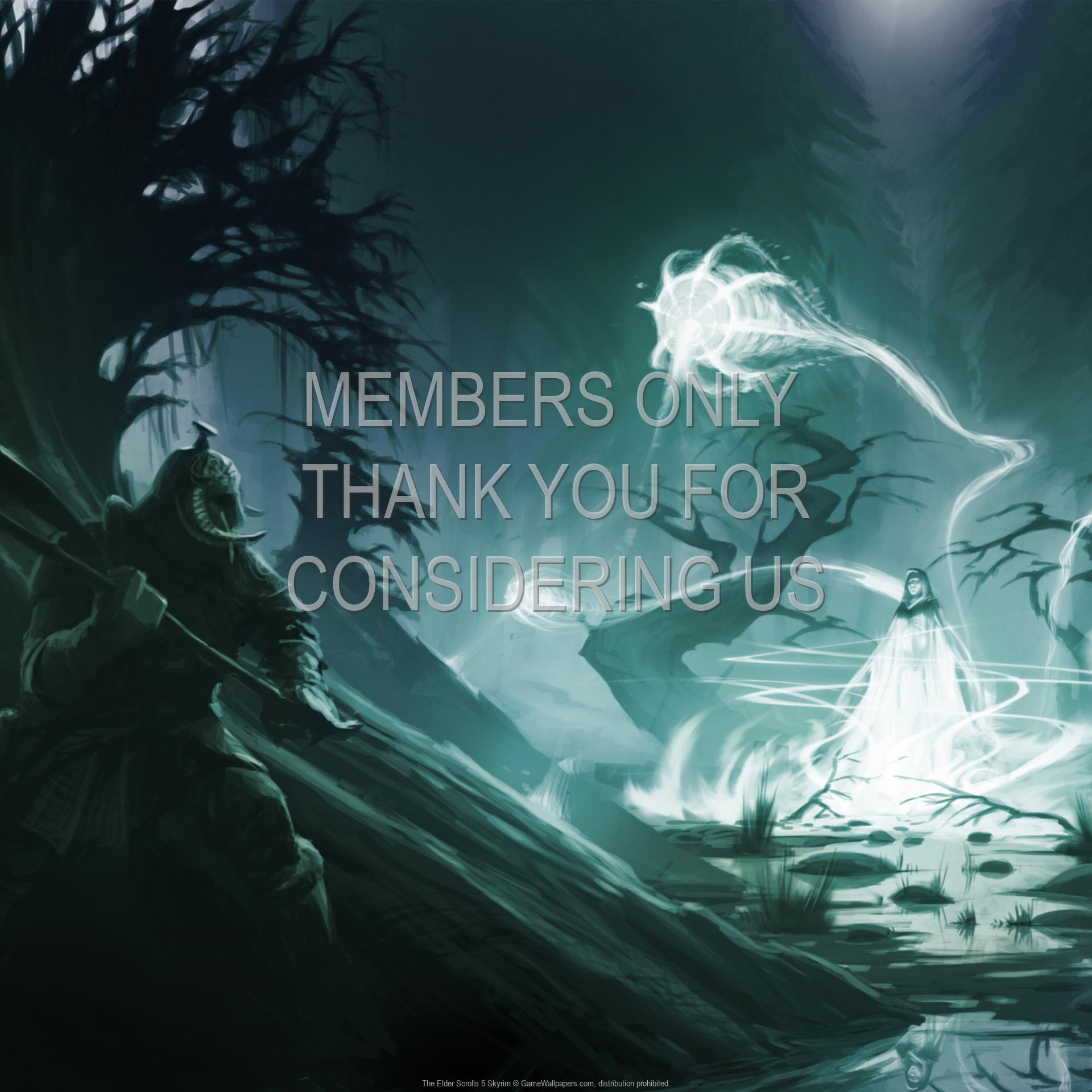 The Elder Scrolls 5: Skyrim 1920x1080 Handy Hintergrundbild 06