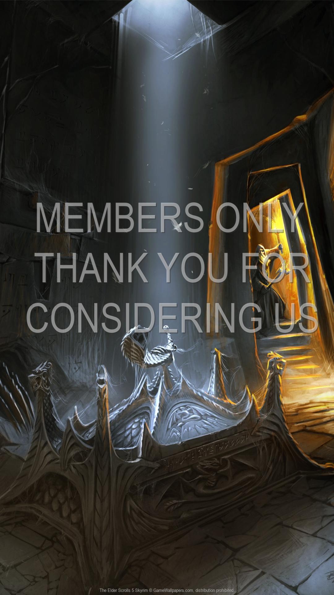 The Elder Scrolls 5: Skyrim 1920x1080 Handy Hintergrundbild 07