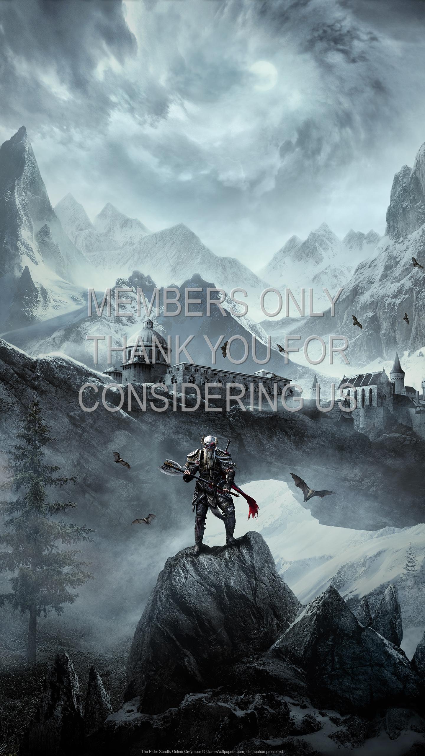The Elder Scrolls Online: Greymoor 1920x1080 Mobile wallpaper or background 01