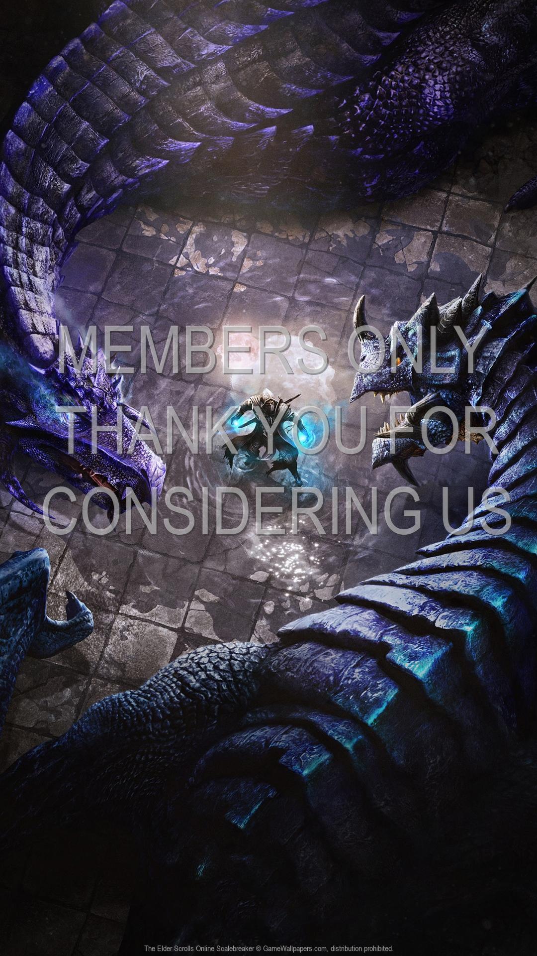 The Elder Scrolls Online: Scalebreaker 1920x1080 Handy Hintergrundbild 01