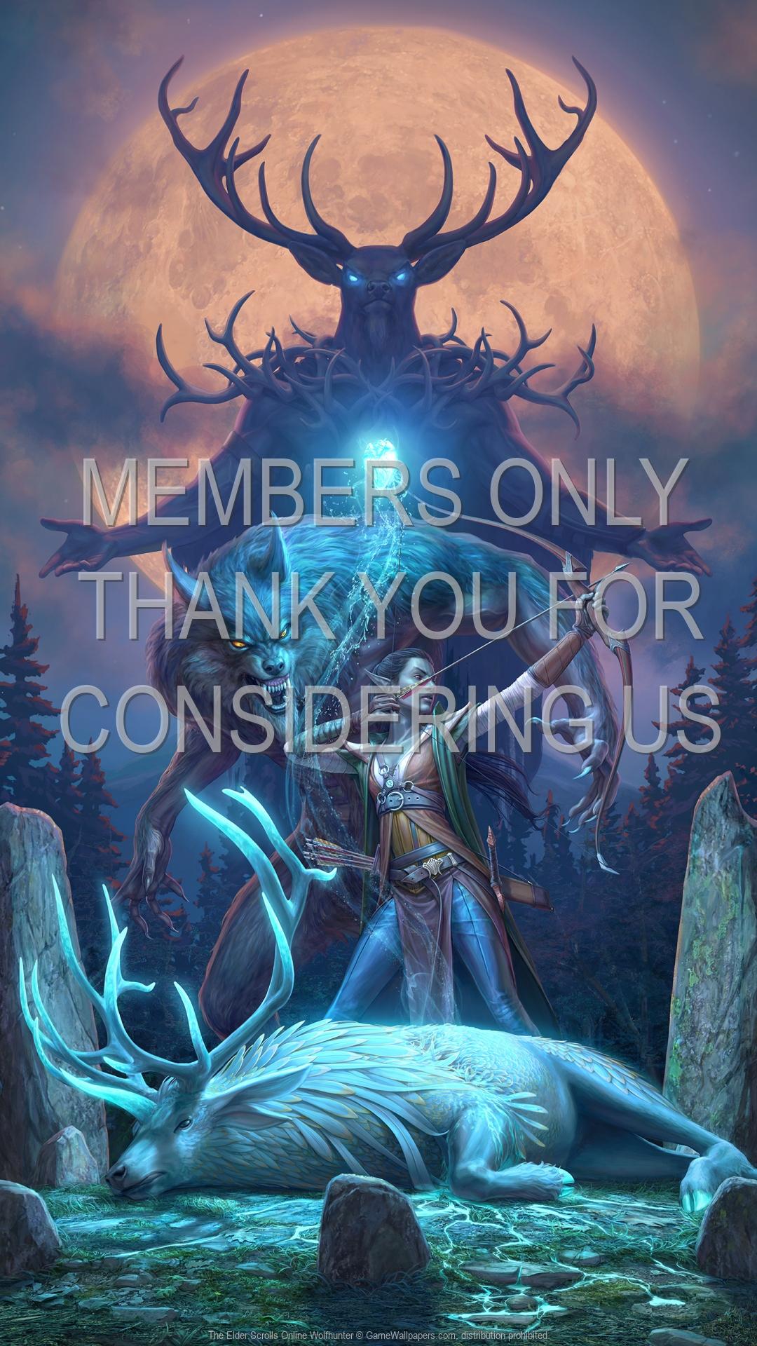 The Elder Scrolls Online: Wolfhunter 1920x1080 Mobile wallpaper or background 01