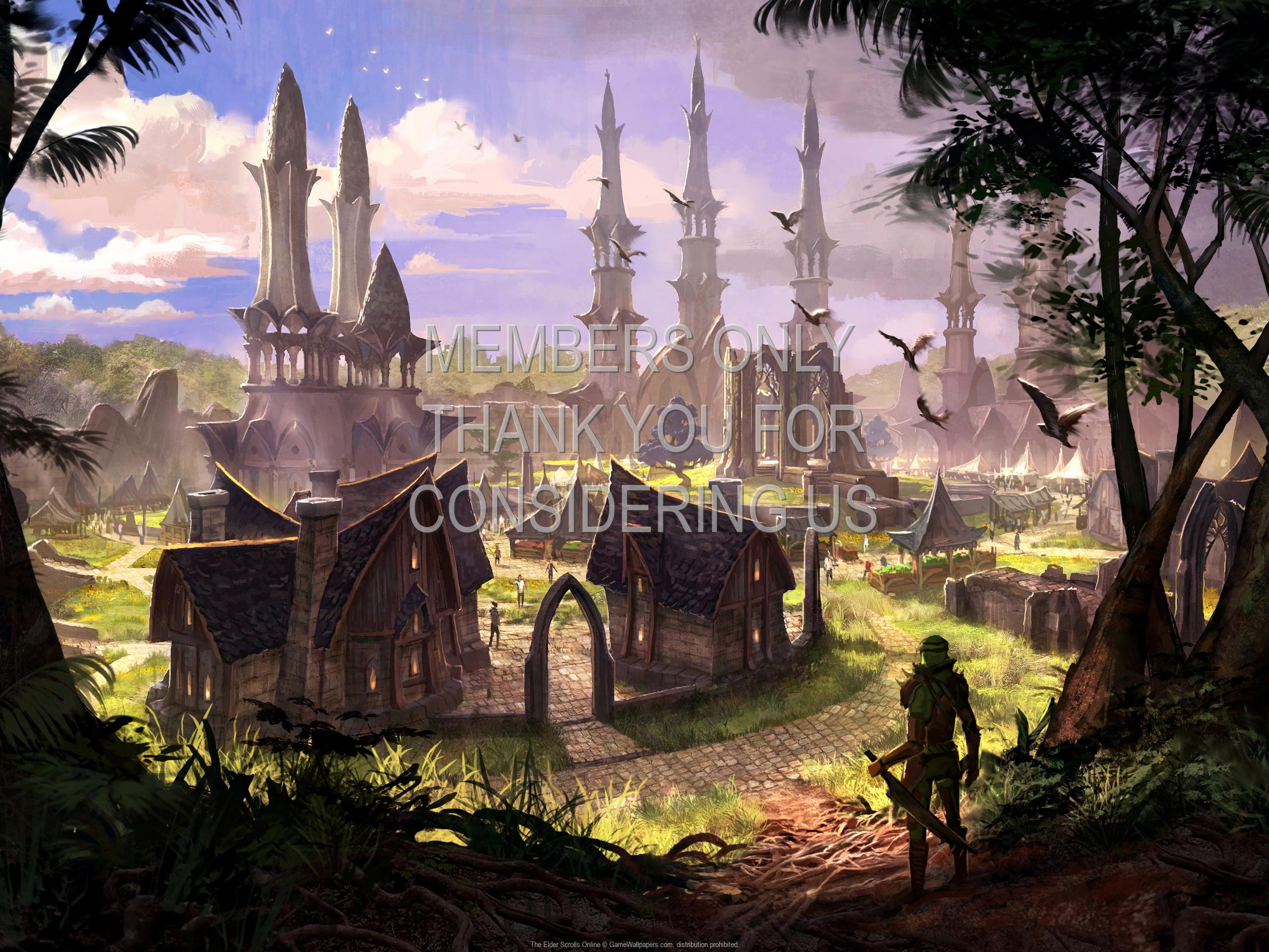 The Elder Scrolls Online 1920x1080 Handy Hintergrundbild 01