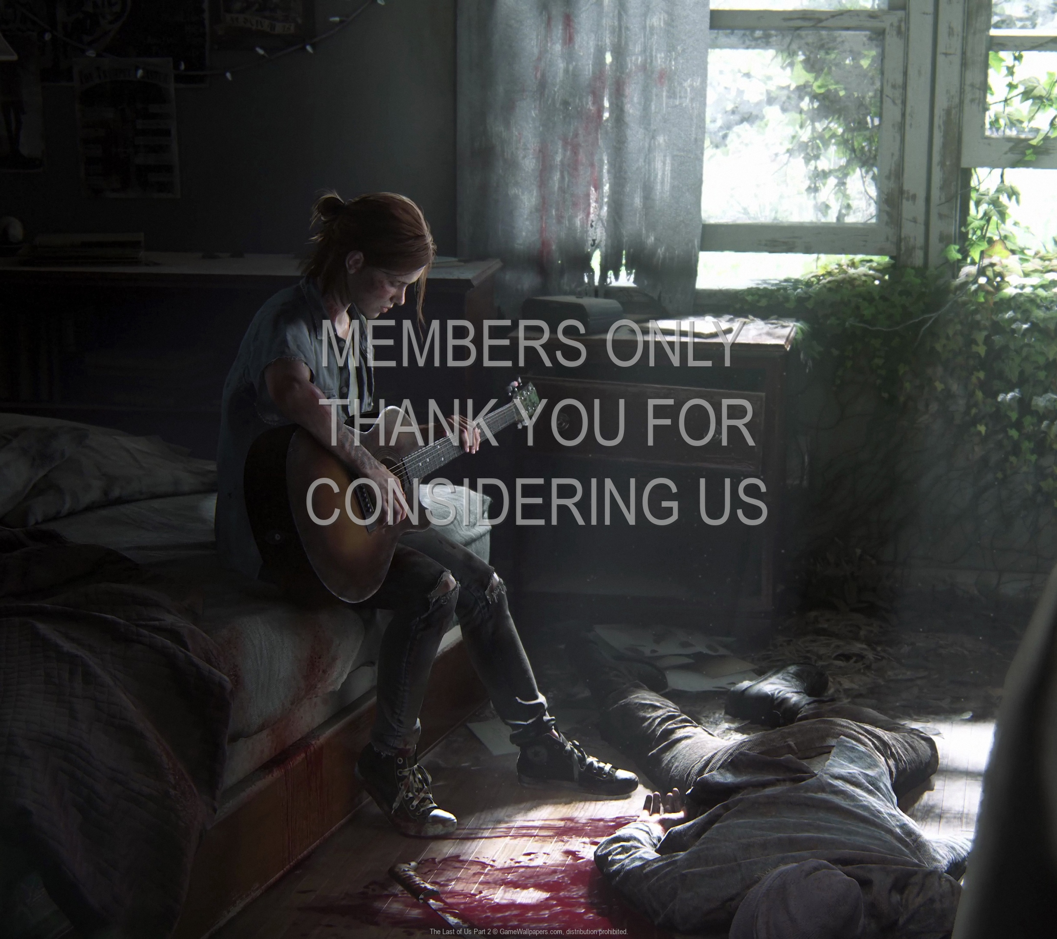 The Last of Us: Part 2 1920x1080 Mobile wallpaper or background 02