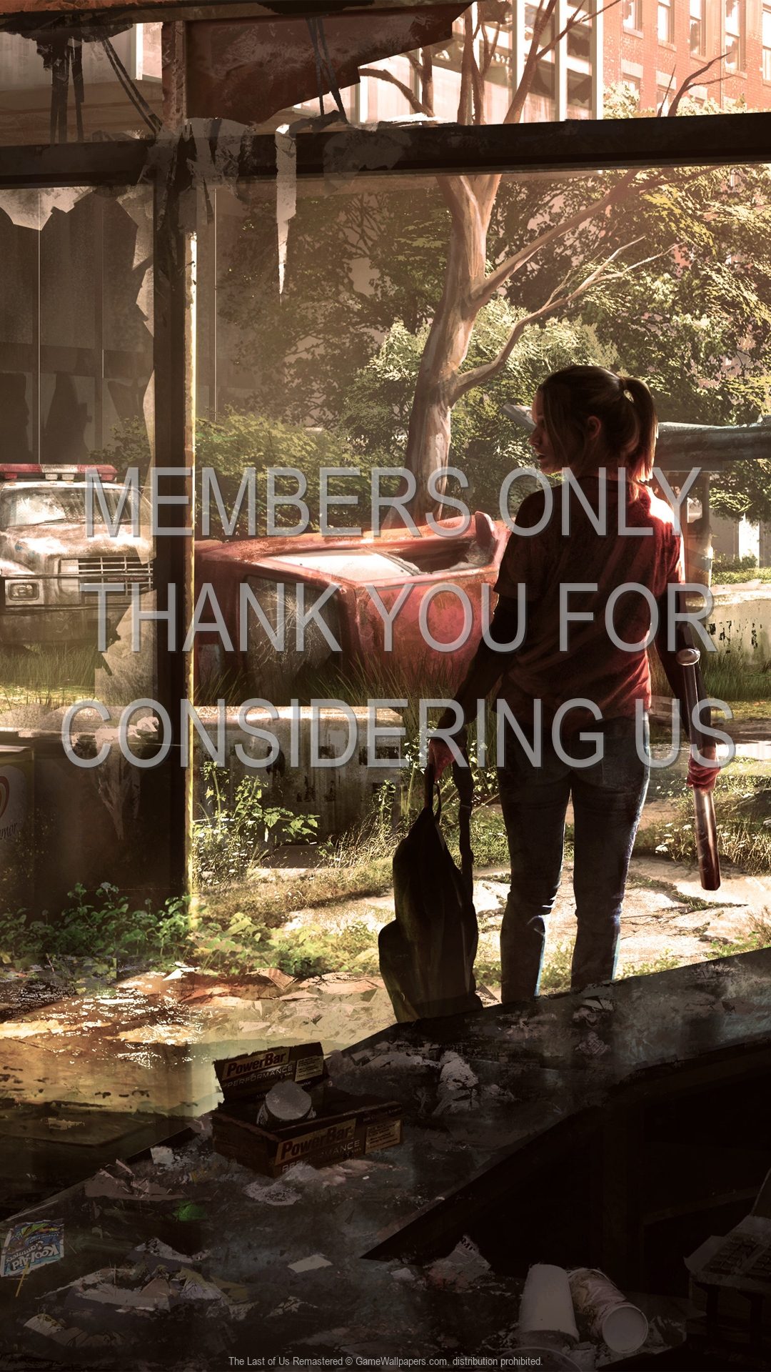 The Last of Us: Remastered 1920x1080 Mobile wallpaper or background 02