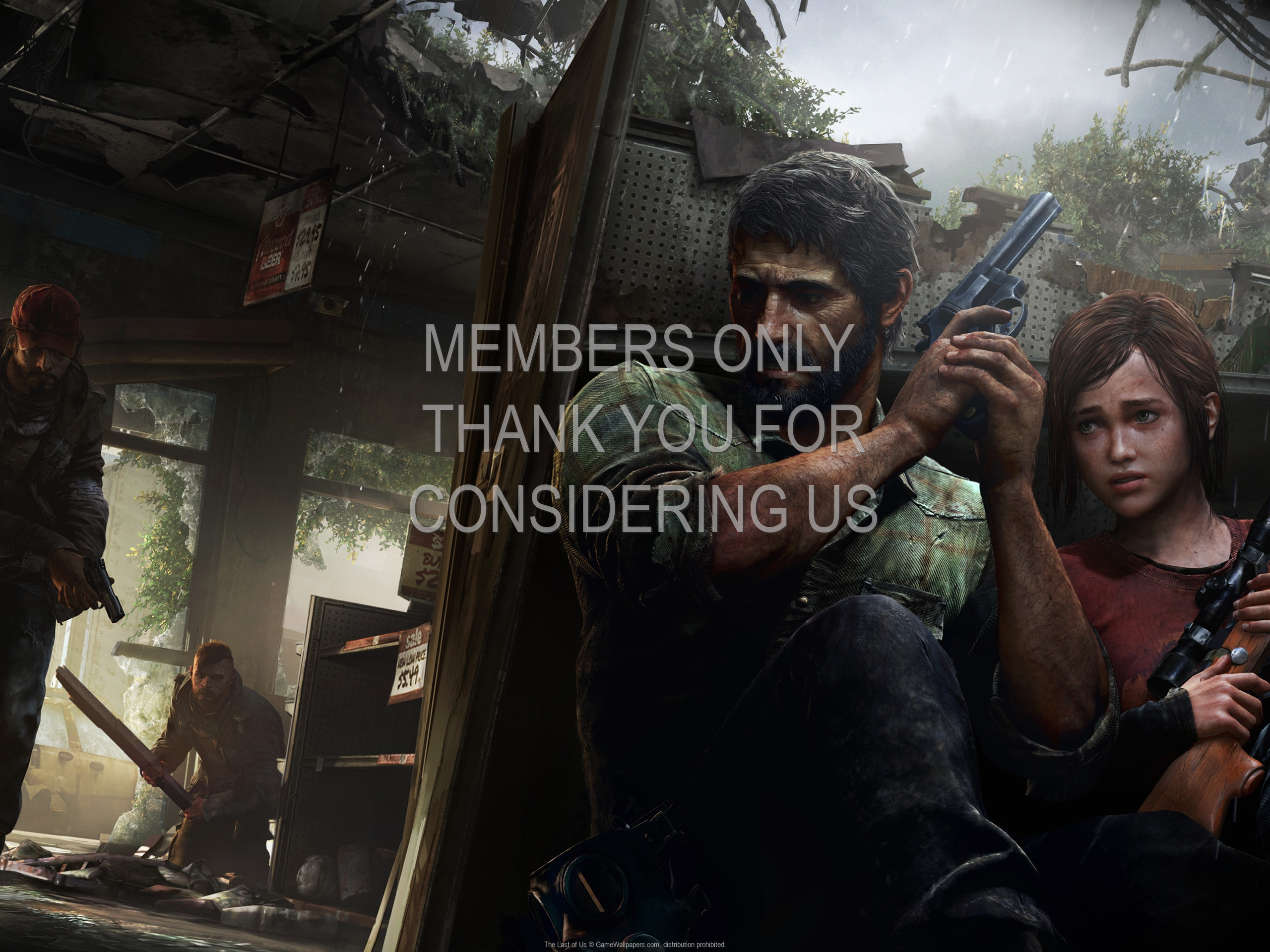 The Last of Us 1920x1080 Mobile wallpaper or background 10