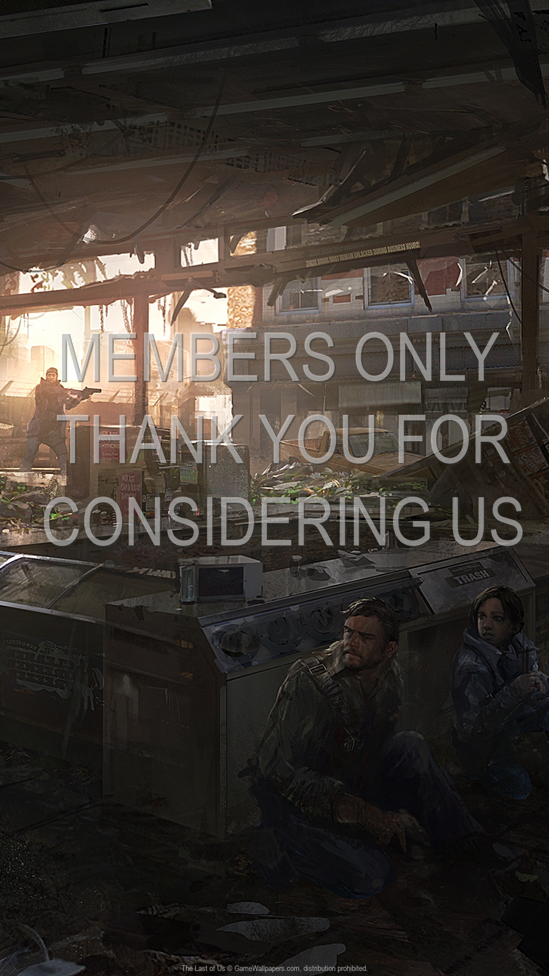 The Last of Us 1920x1080 Mobile wallpaper or background 18