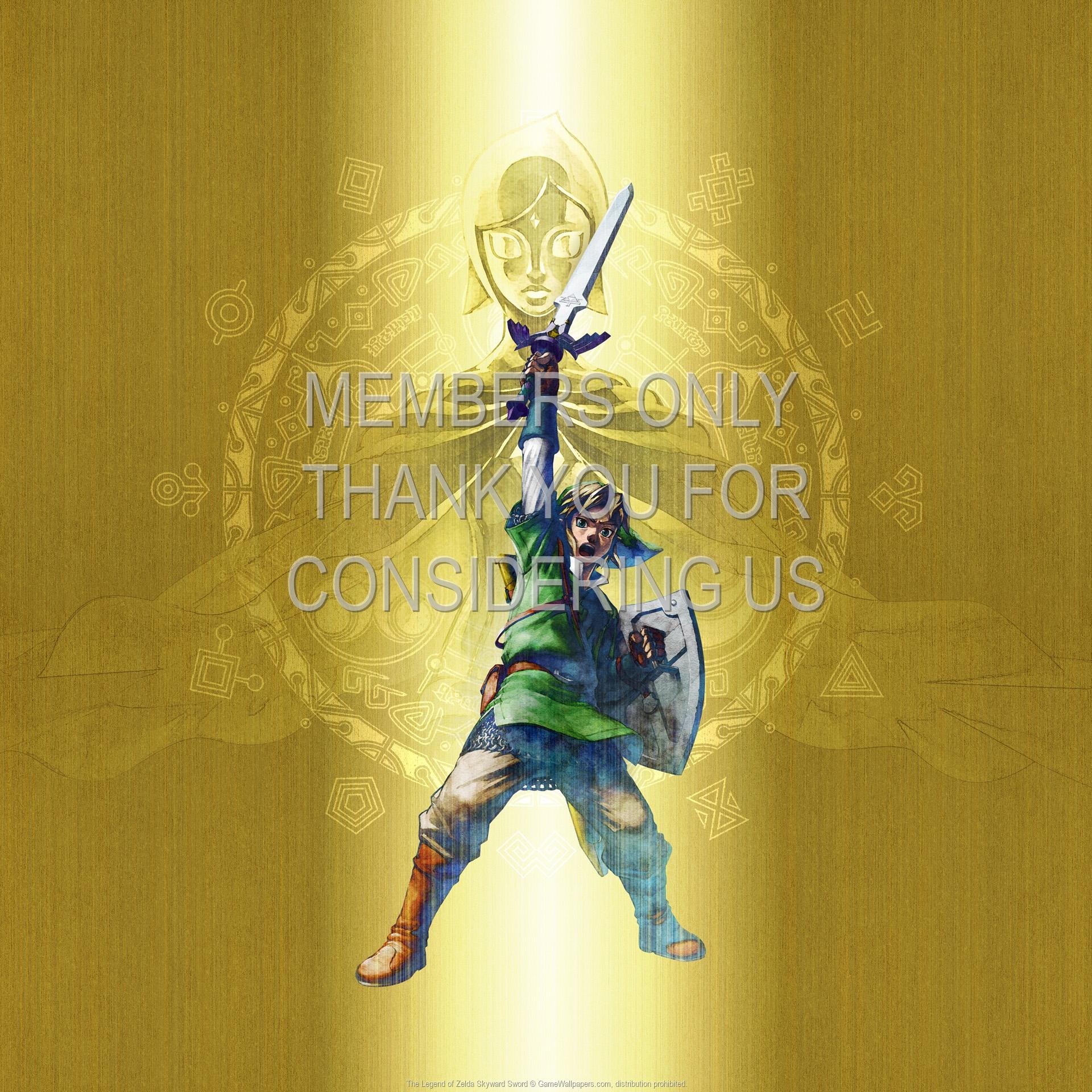 The Legend Of Zelda Skyward Sword Wallpaper 01 1920x1080