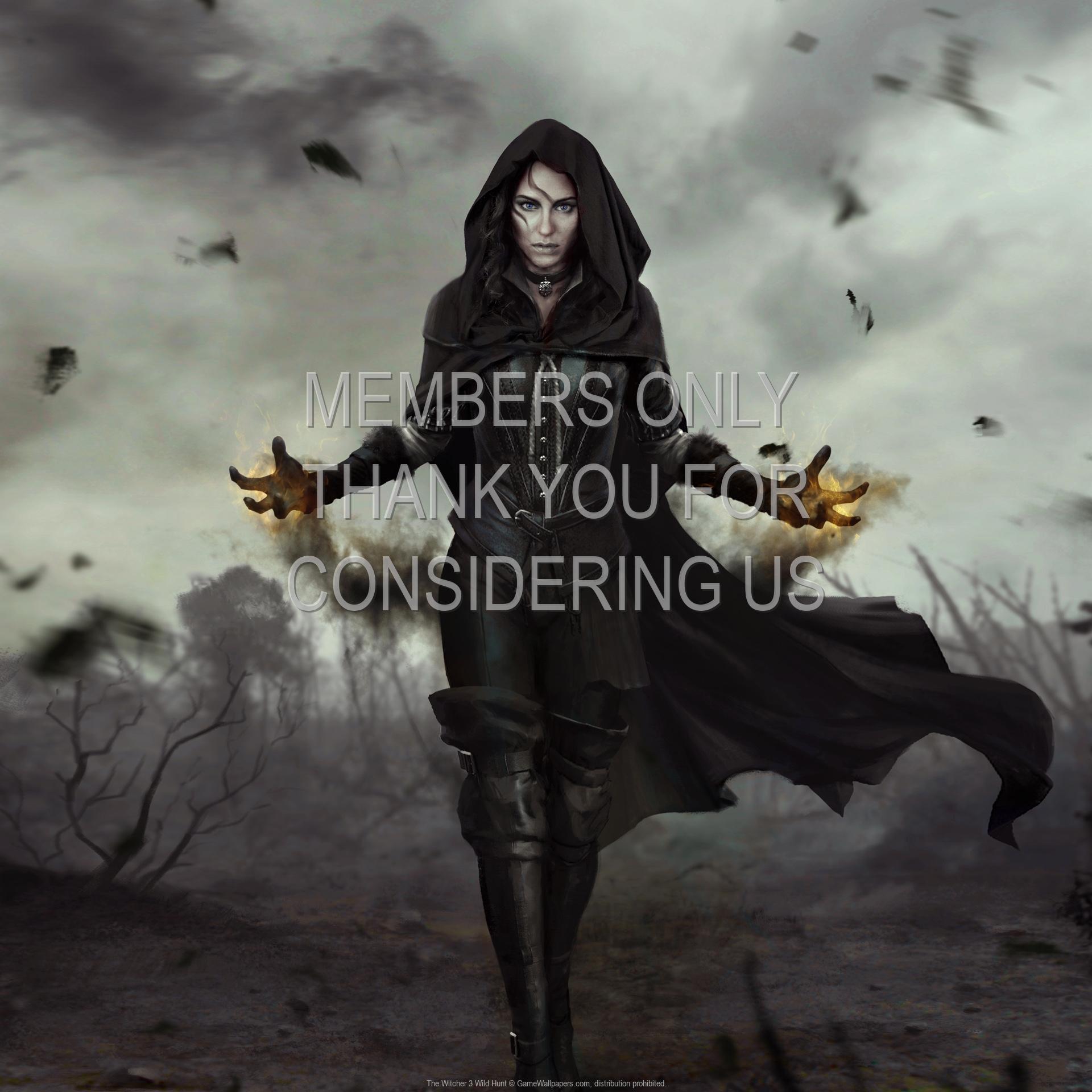 The Witcher 3: Wild Hunt 1920x1080 Handy Hintergrundbild 09