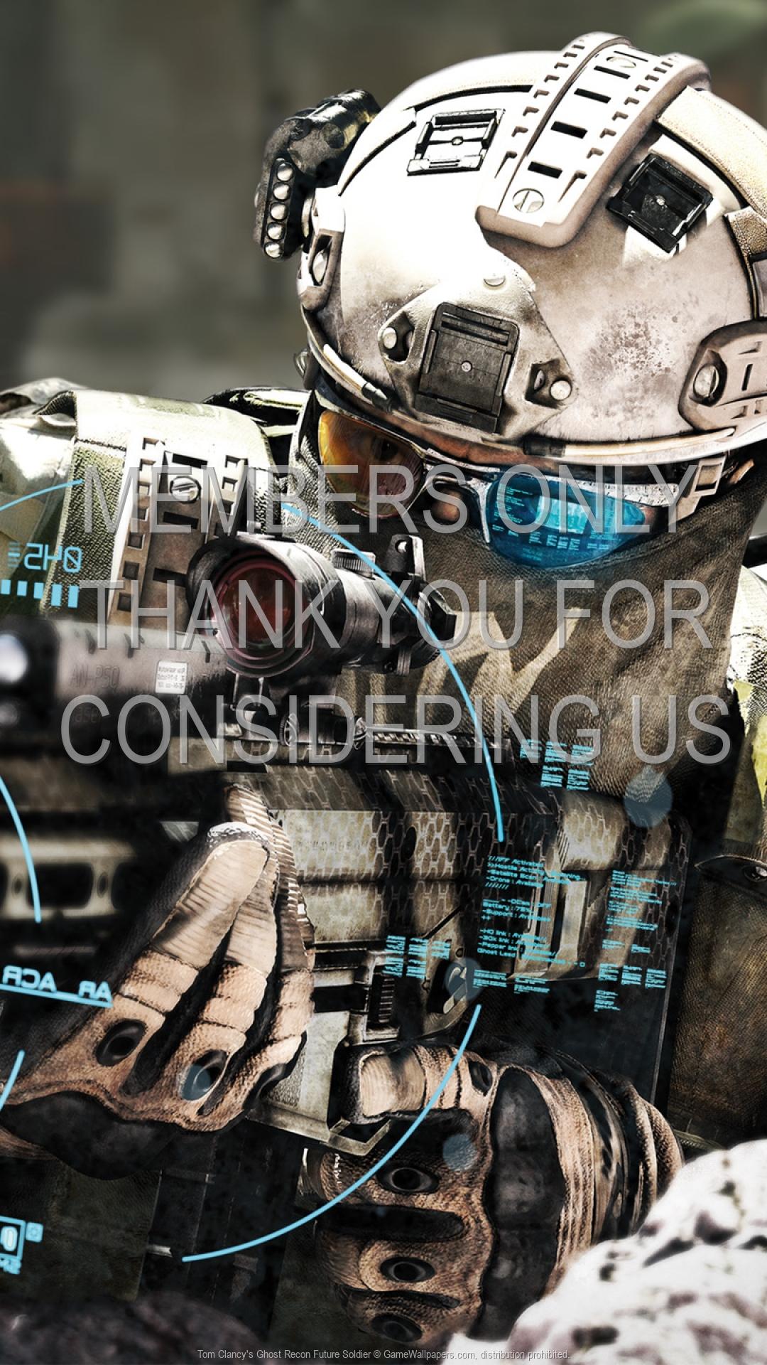Tom Clancy's Ghost Recon: Future Soldier 1920x1080 Handy Hintergrundbild 03
