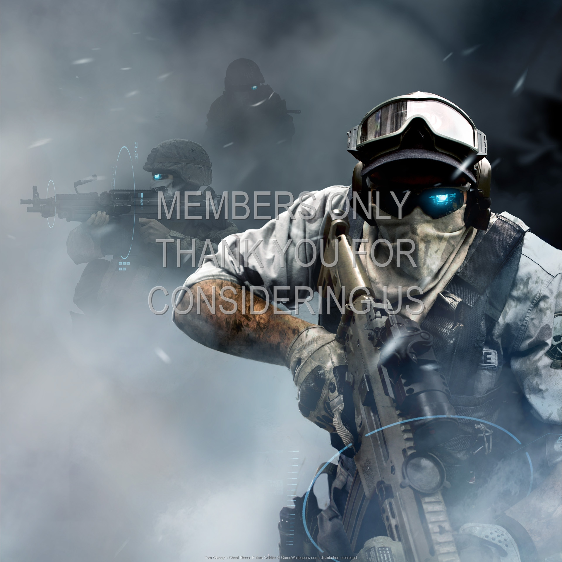Tom Clancys Ghost Recon Future Soldier 1920x1080 Mobile Wallpaper Or Background 04