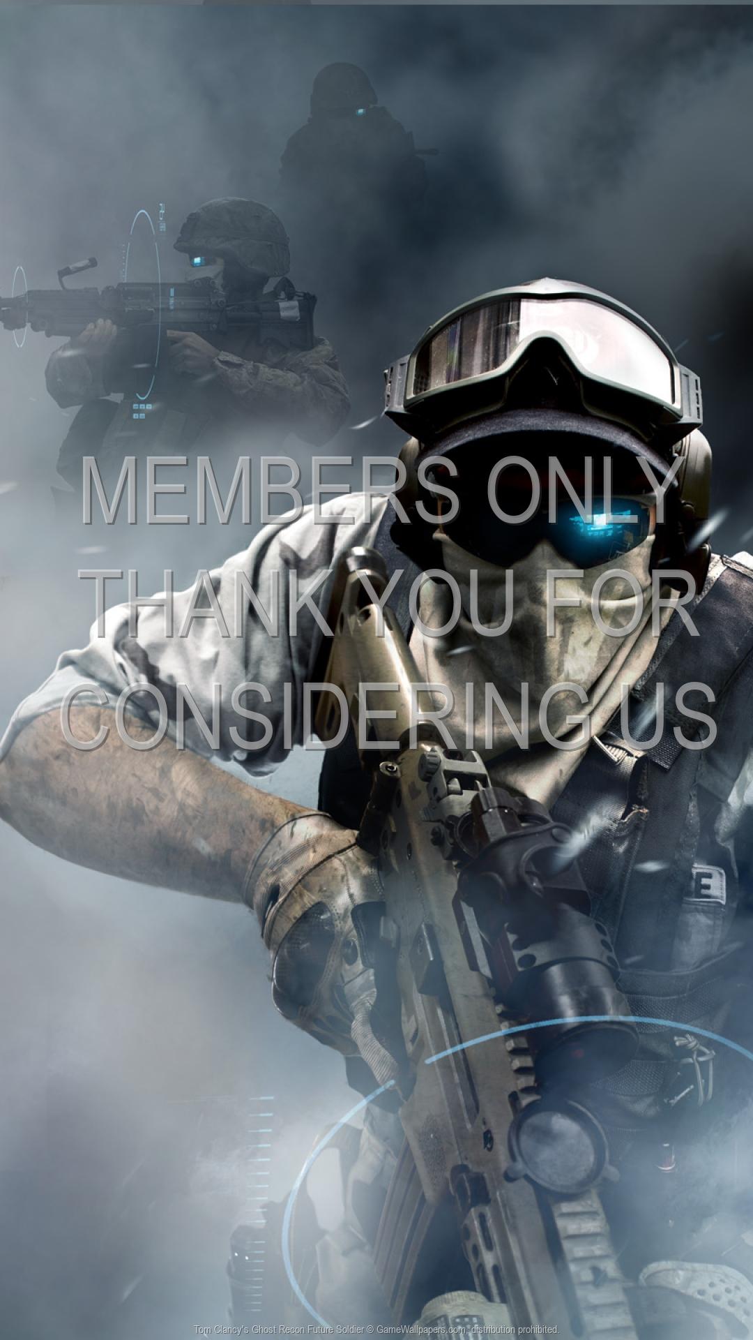 Tom Clancy's Ghost Recon: Future Soldier 1920x1080 Handy Hintergrundbild 04
