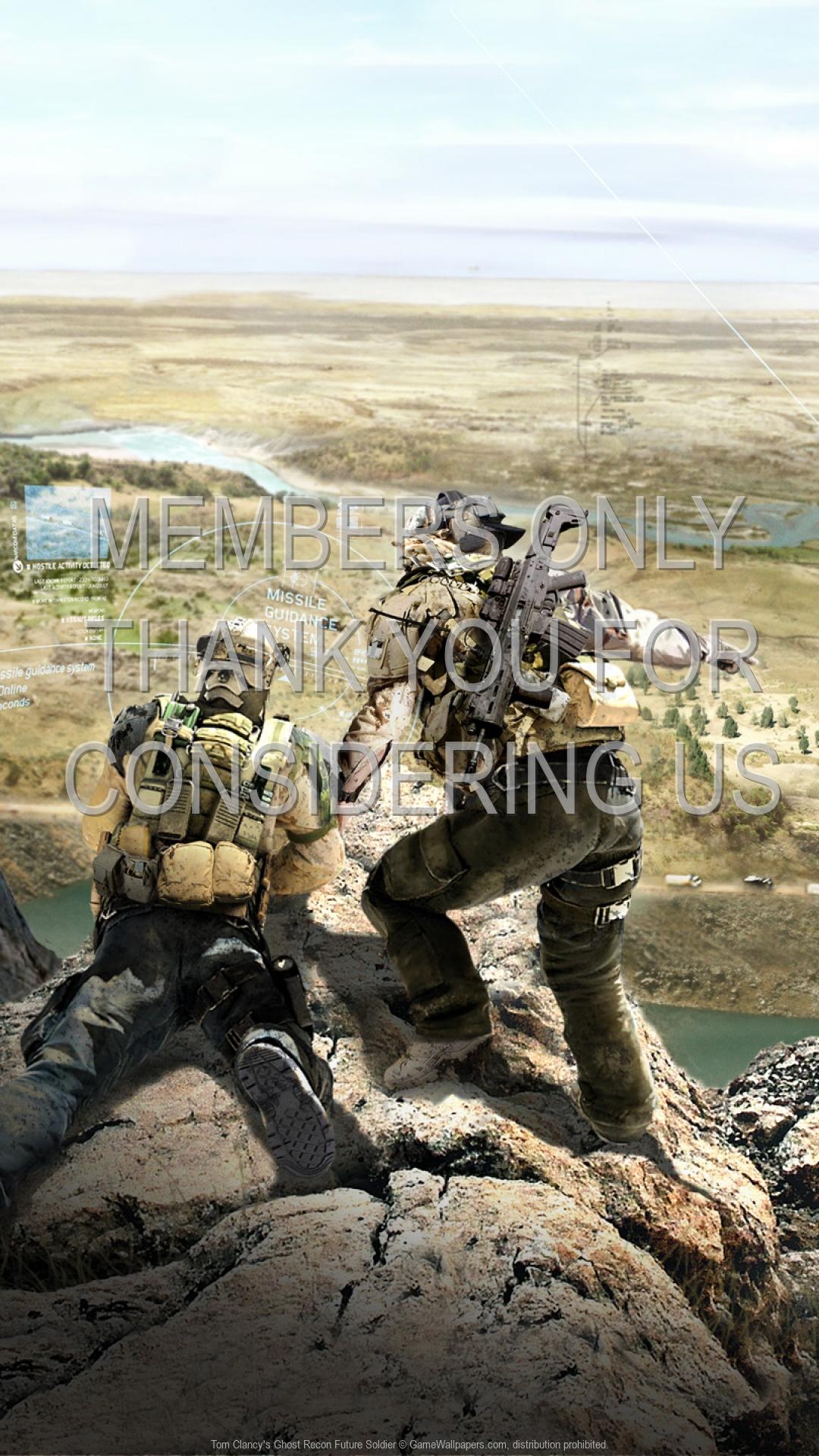 Tom Clancy's Ghost Recon: Future Soldier 1920x1080 Handy Hintergrundbild 07