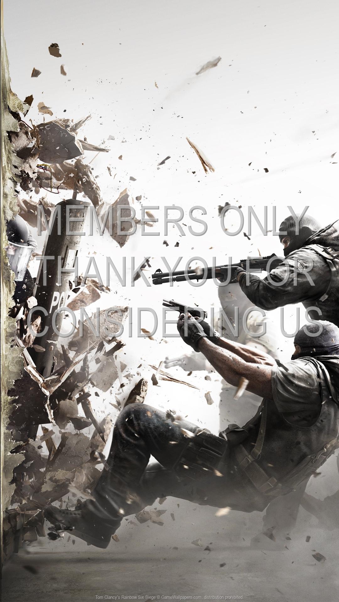 Tom Clancy S Rainbow Six Siege Wallpaper 01 1920x1080