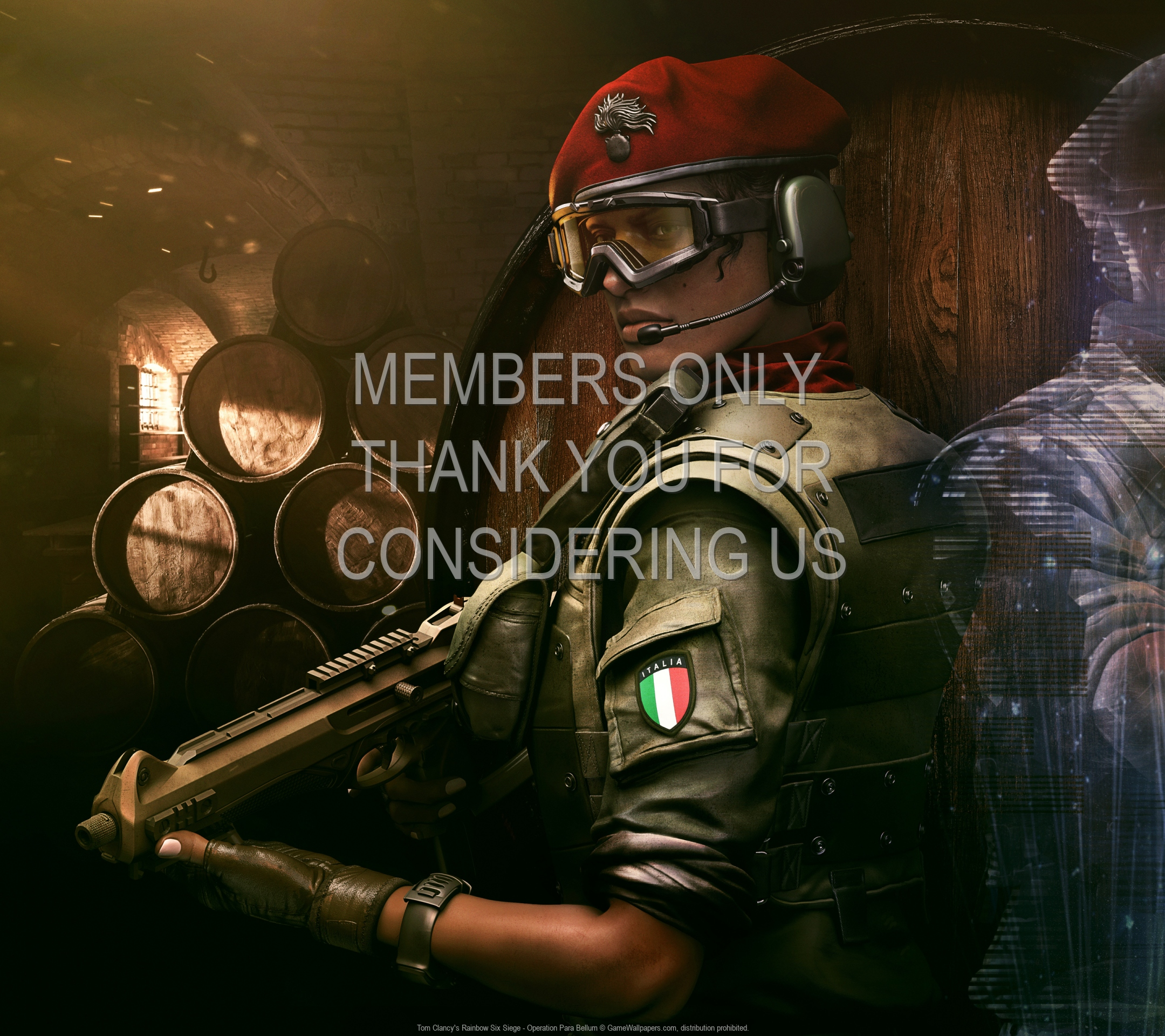 Tom Clancy's Rainbow Six: Siege - Operation Para Bellum 1920x1080 Mobile wallpaper or background 02