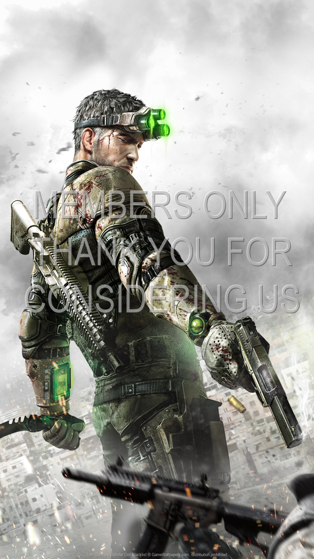 Tom Clancy's Splinter Cell: Blacklist 1920x1080 Handy Hintergrundbild 03