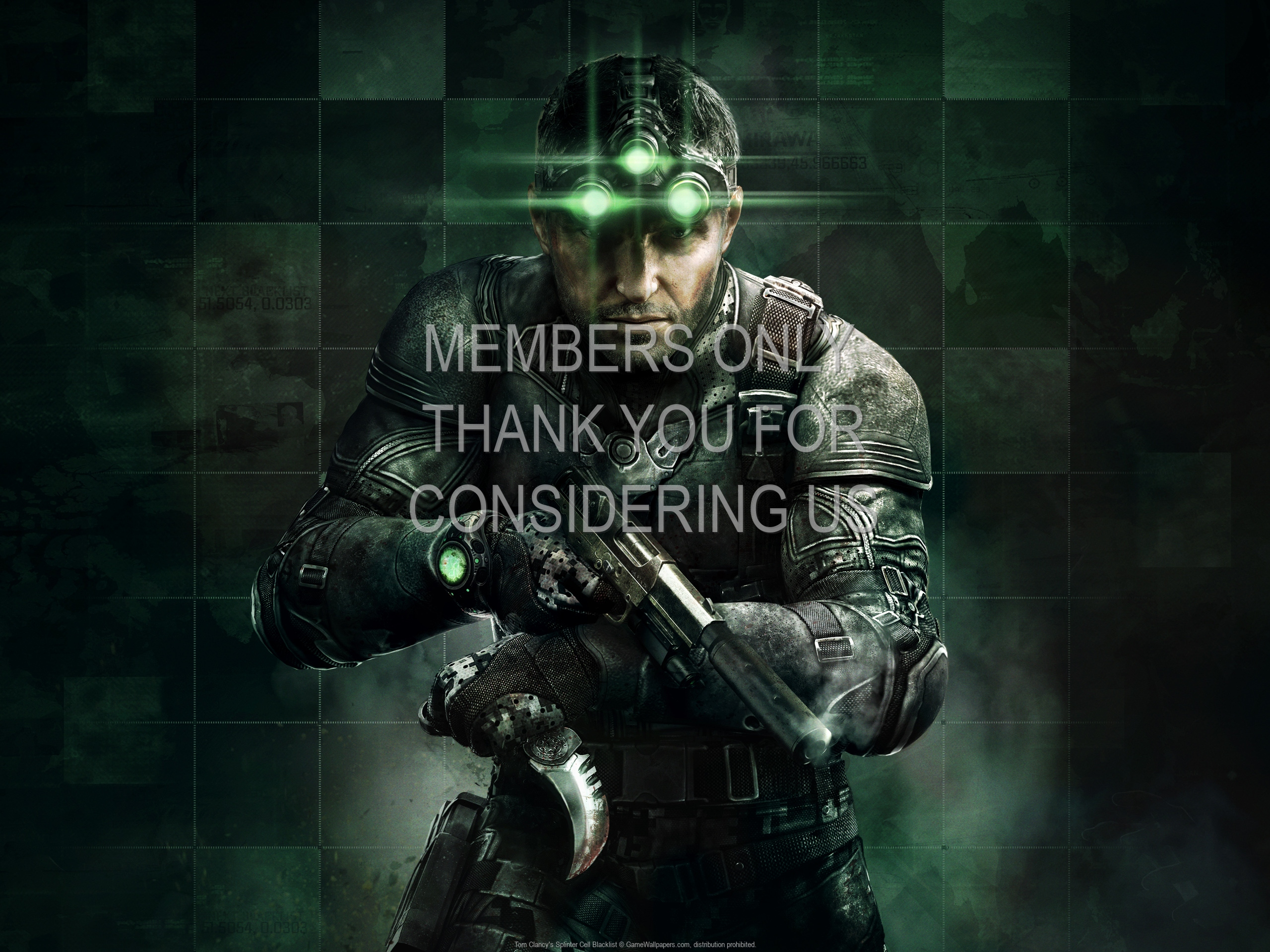Tom Clancy's Splinter Cell: Blacklist 1920x1080 Handy Hintergrundbild 04