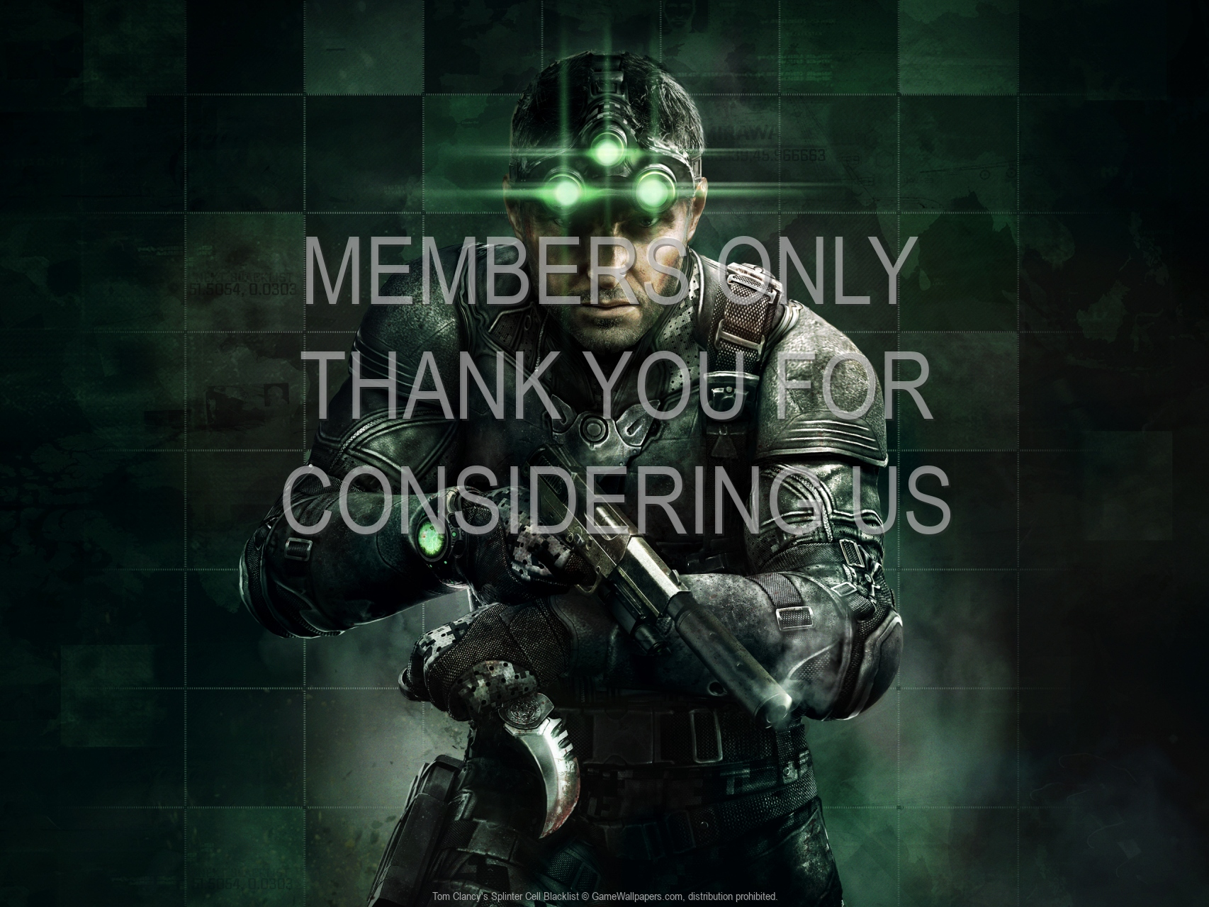 Tom Clancy's Splinter Cell: Blacklist 1920x1080 Handy Hintergrundbild 04