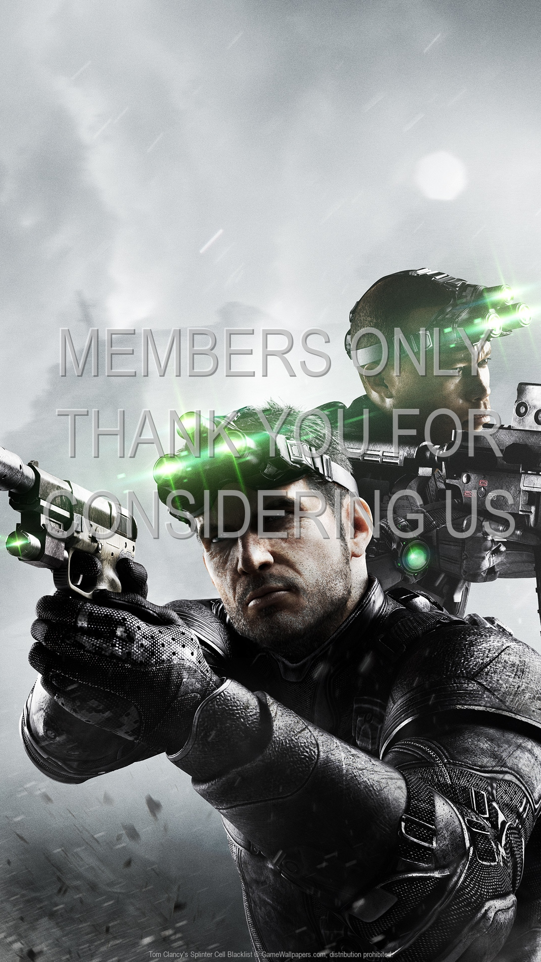 Tom Clancys Splinter Cell Blacklist 1920x1080 Mobile Wallpaper Or Background 06