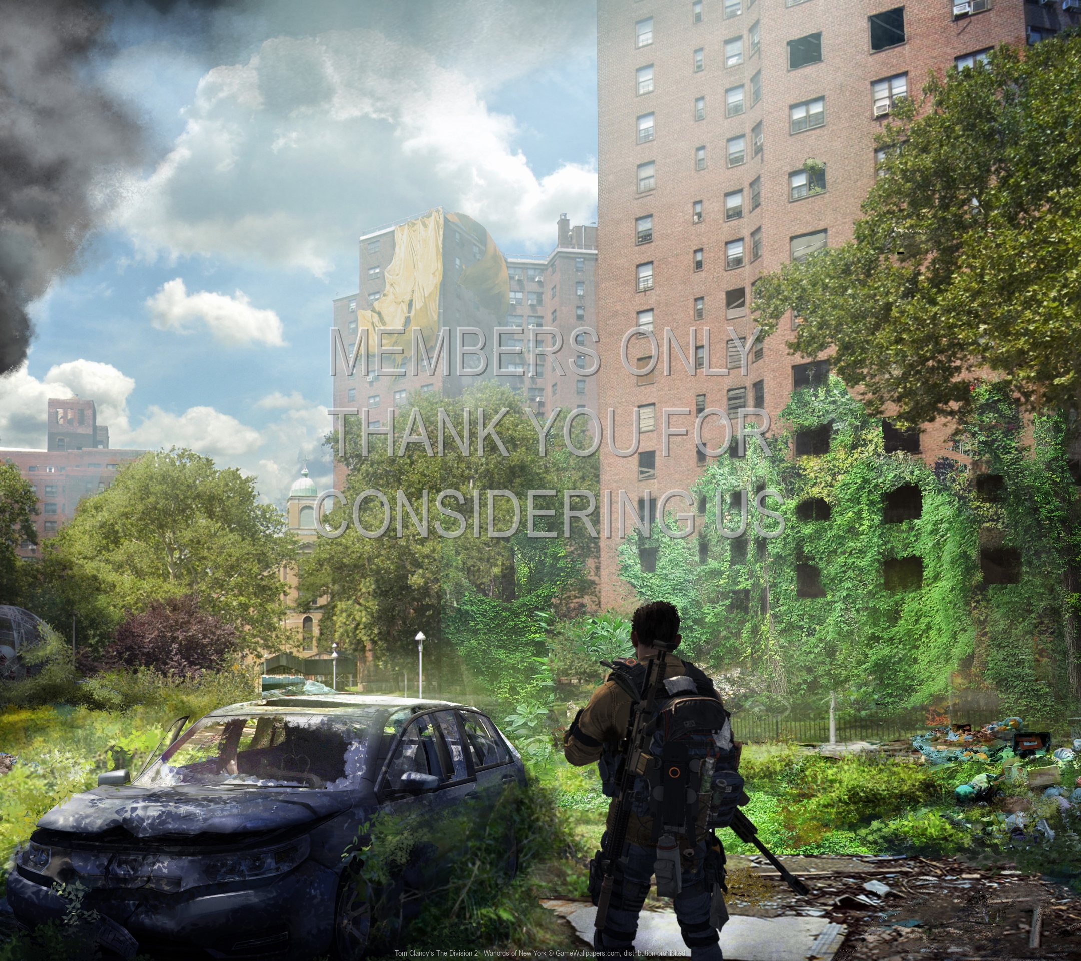 Tom Clancy's The Division 2 - Warlords of New York 1920x1080 Mobile wallpaper or background 03
