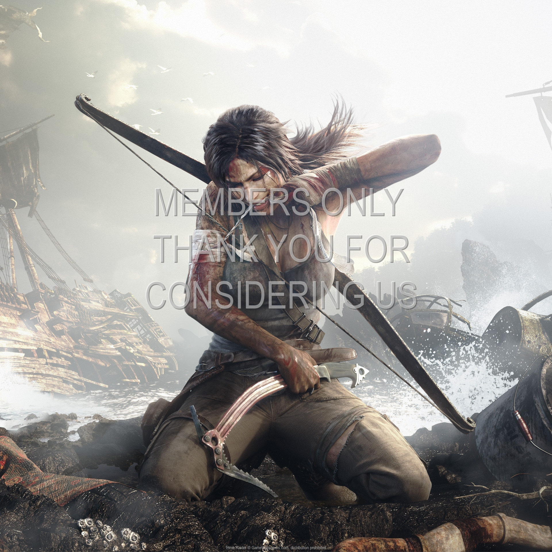 Tomb Raider 1920x1080 Mobile wallpaper or background 01