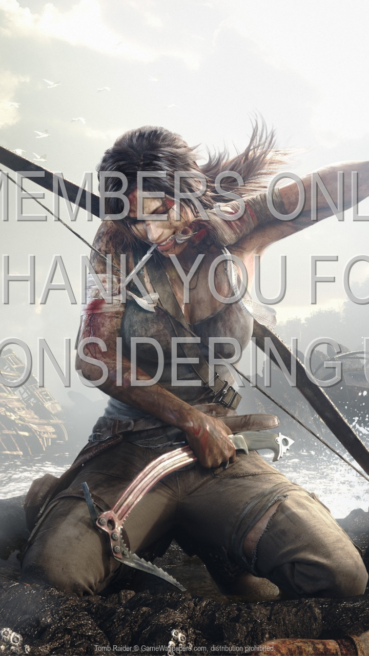 Tomb Raider 1920x1080 Handy Hintergrundbild 01