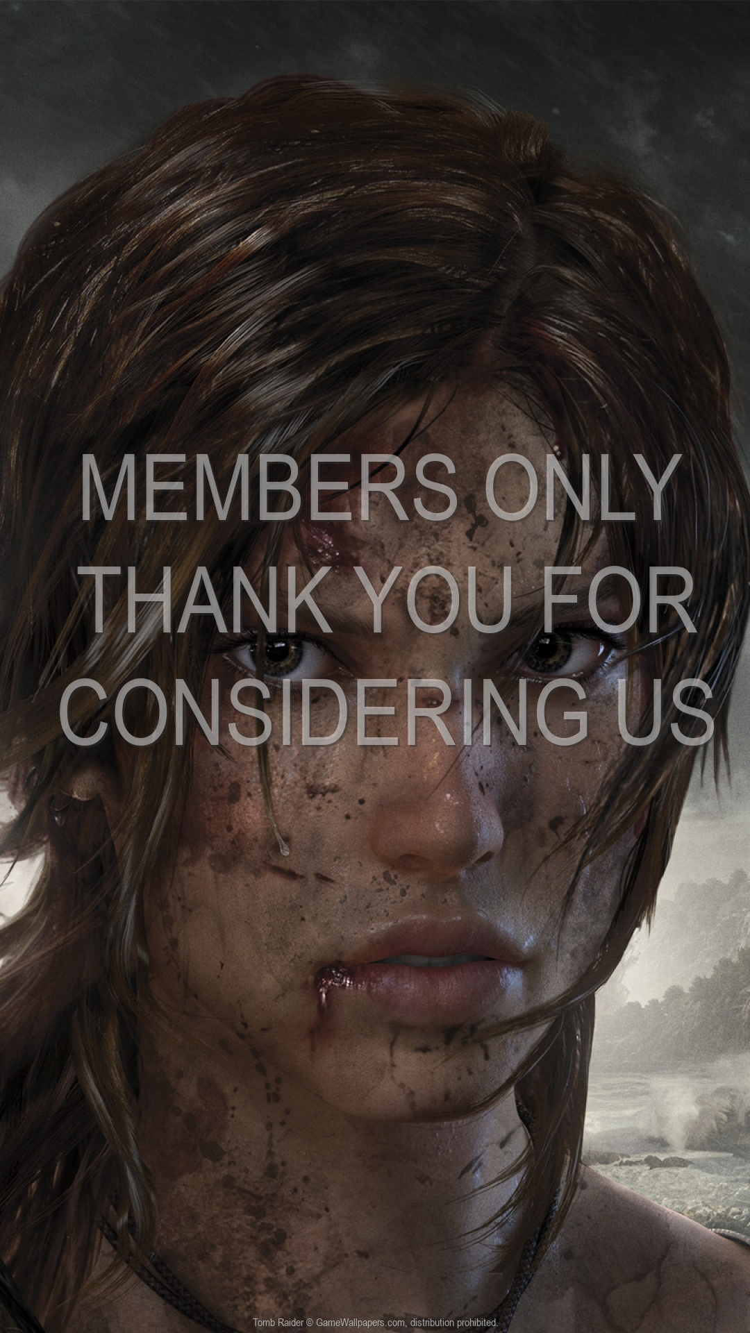 Tomb Raider 1920x1080 Handy Hintergrundbild 03