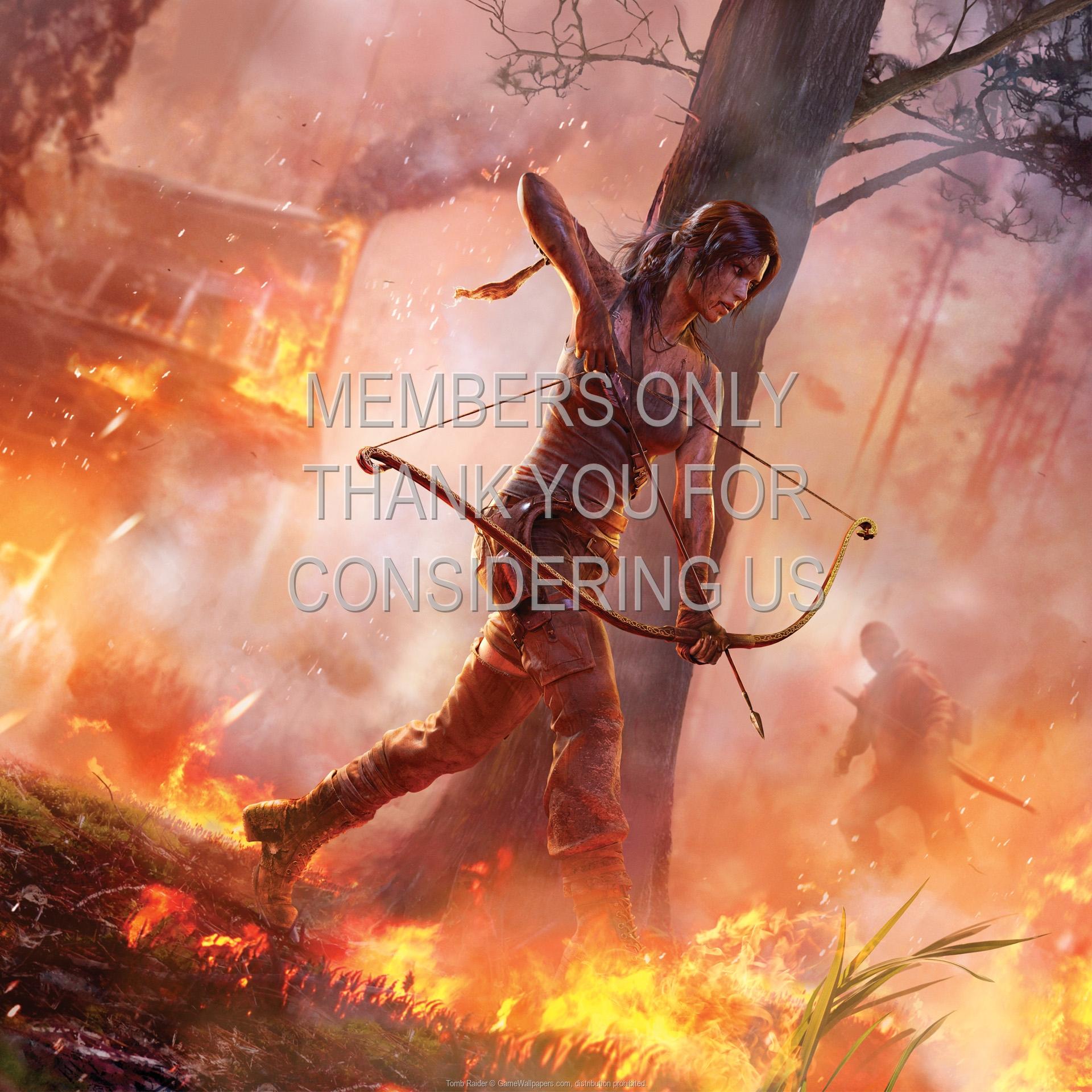 Tomb Raider 1920x1080 Handy Hintergrundbild 04