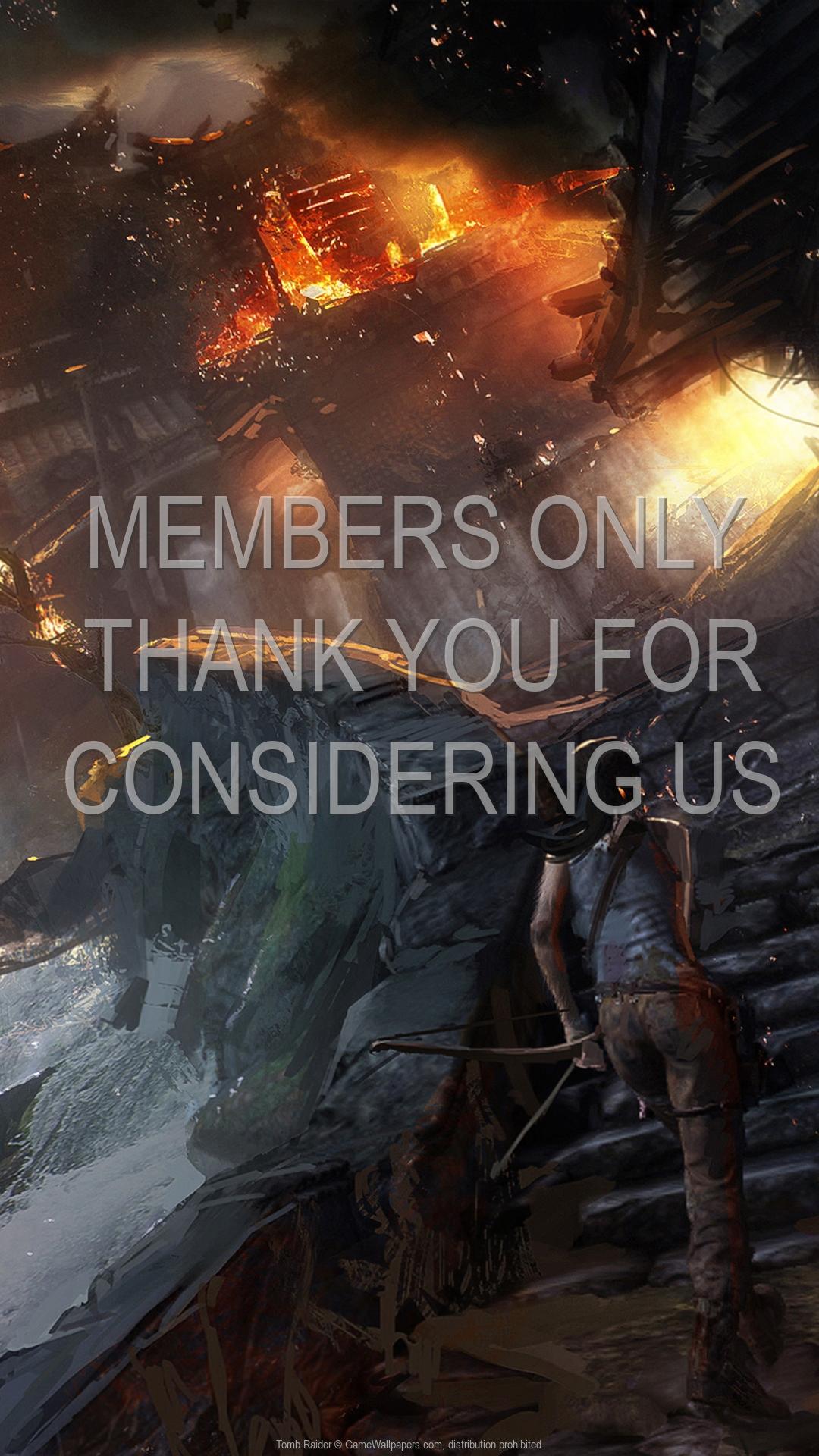 Tomb Raider 1920x1080 Handy Hintergrundbild 14